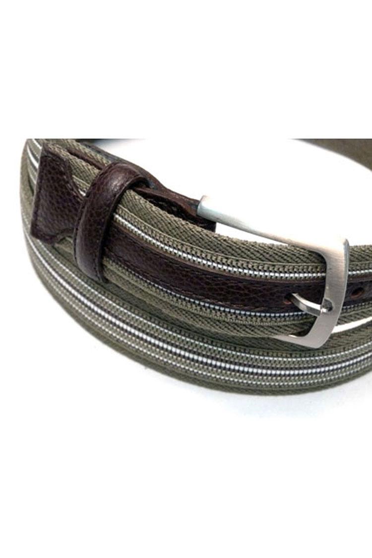 Complementos, Cinturones, 105853, KAKI | Zoom
