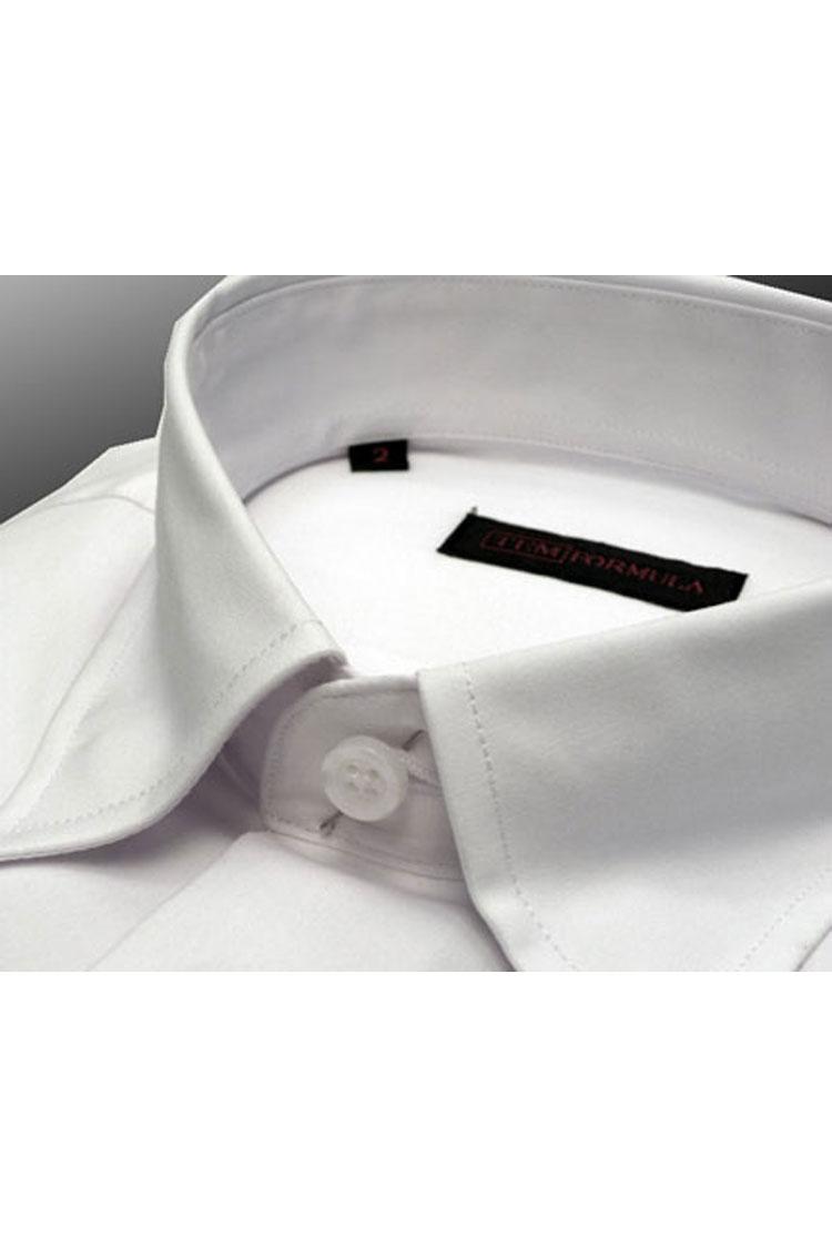 Camisas, Vestir Manga Larga, 105887, BLANCO | Zoom