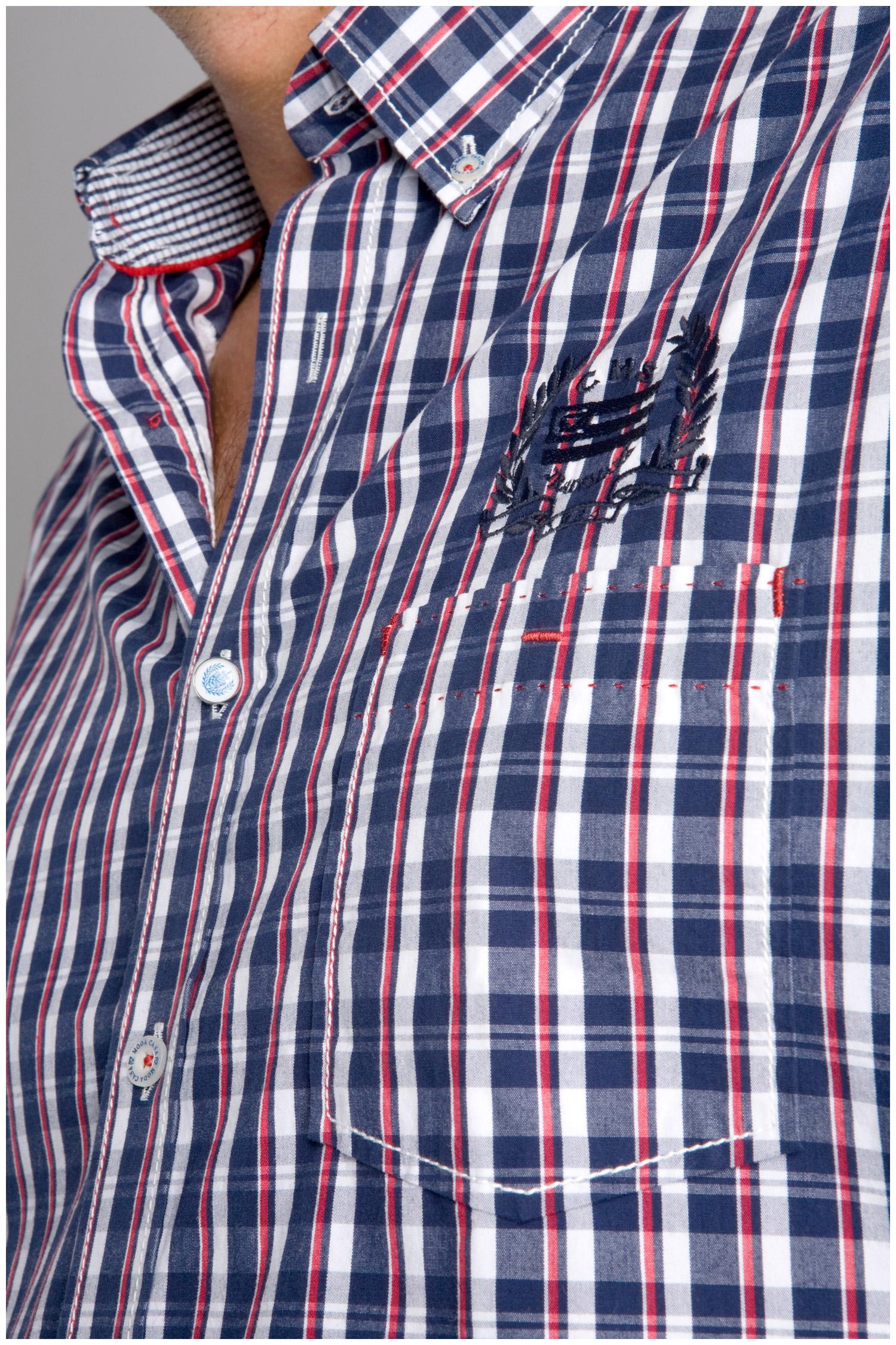 Camisas, Sport Manga Larga, 105993, MARINO | Zoom