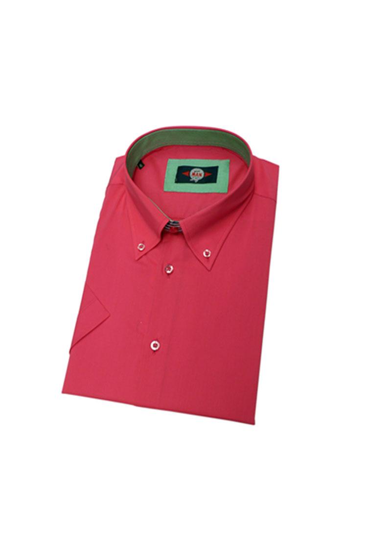 Camisas, Sport Manga Corta, 106014, FUCSIA | Zoom