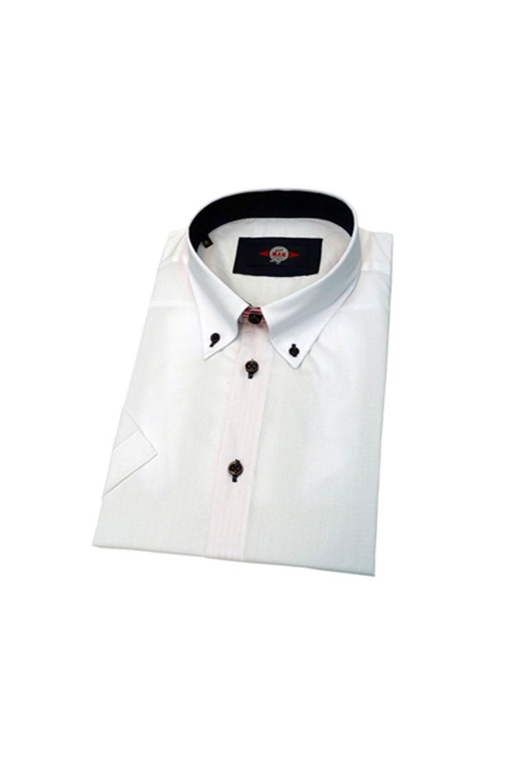 Camisas, Sport Manga Corta, 106014, BLANCO | Zoom