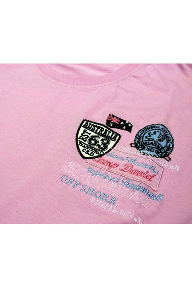 Sport, Camisetas M. Corta, 106226, ROSA | Zoom