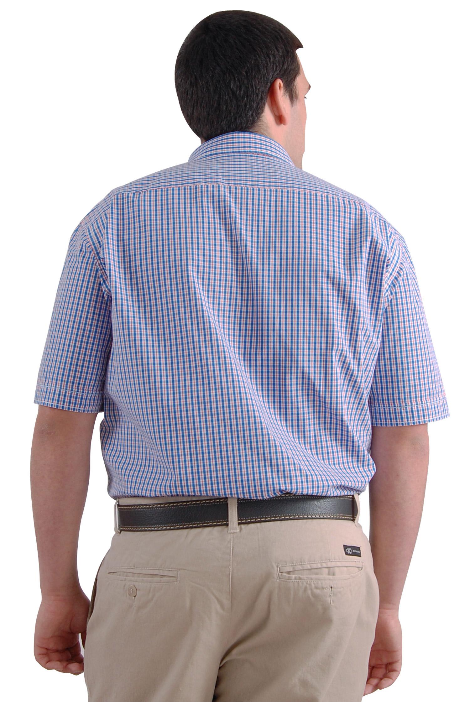 Camisas, Sport Manga Corta, 106423, MARINO | Zoom