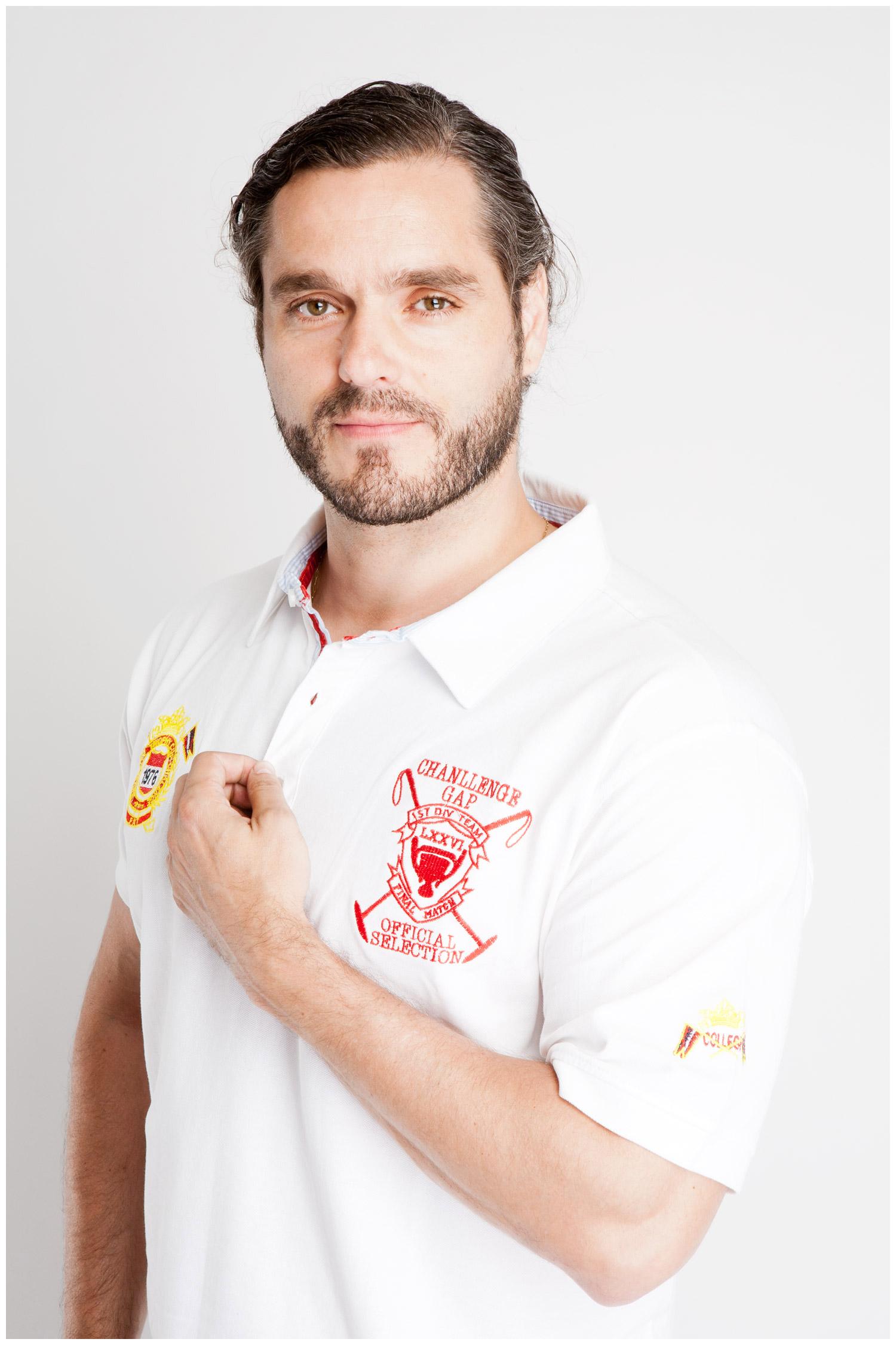 Sport, Polos M. Corta, 106438, BLANCO   Zoom