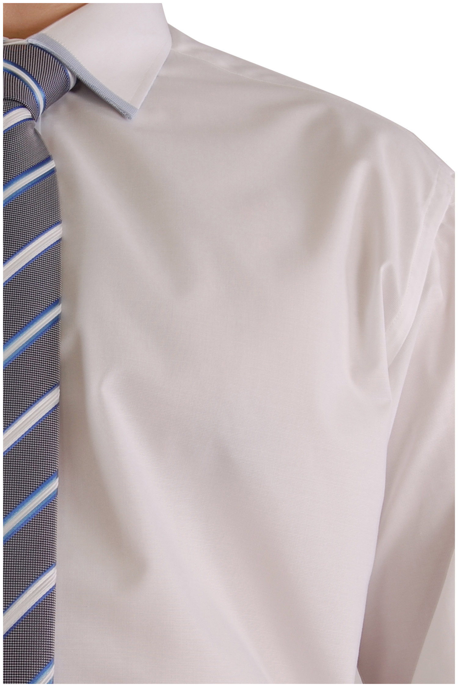 Camisas, Vestir Manga Larga, 106487, CELESTE | Zoom