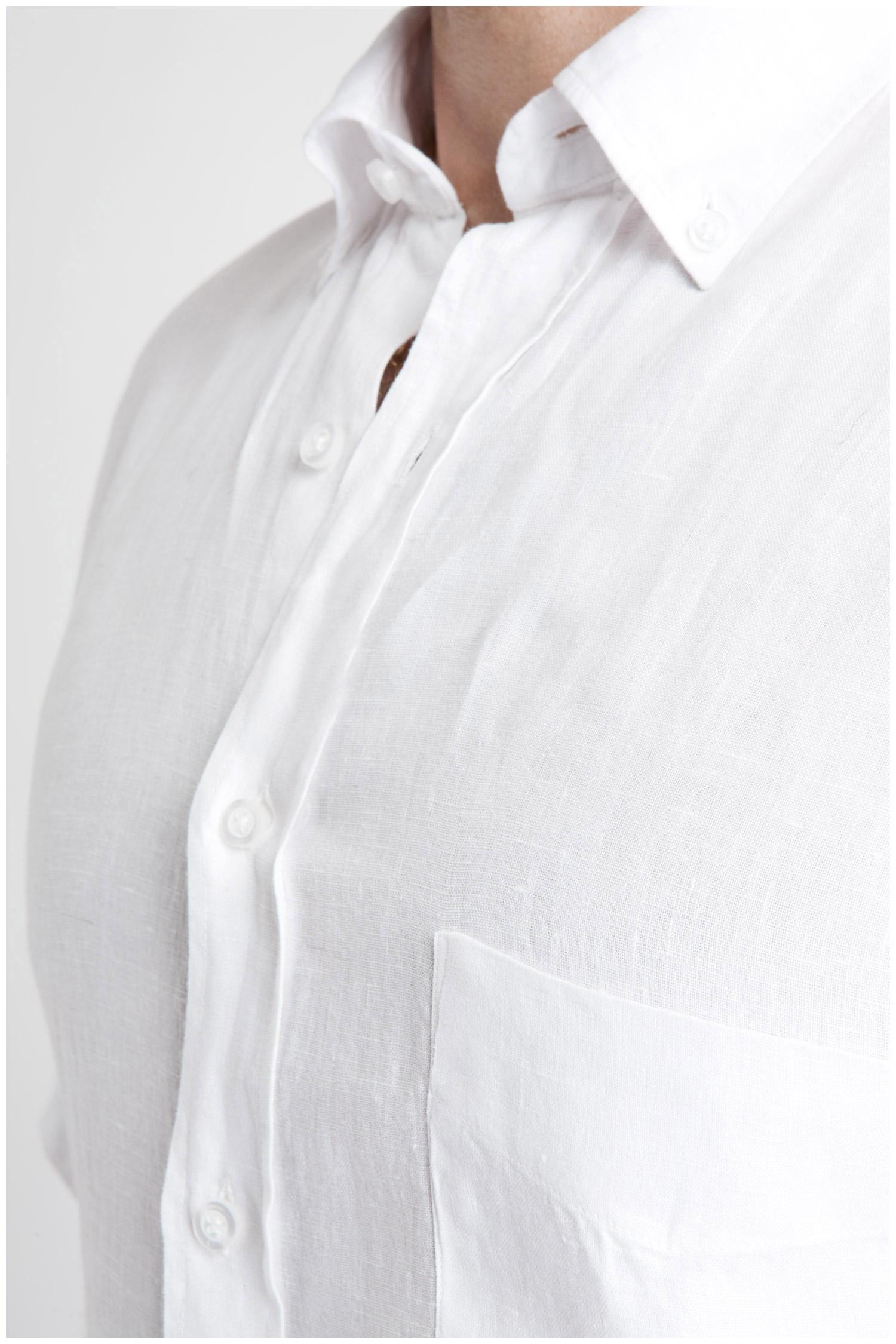 Camisas, Sport Manga Corta, 106531, BLANCO | Zoom