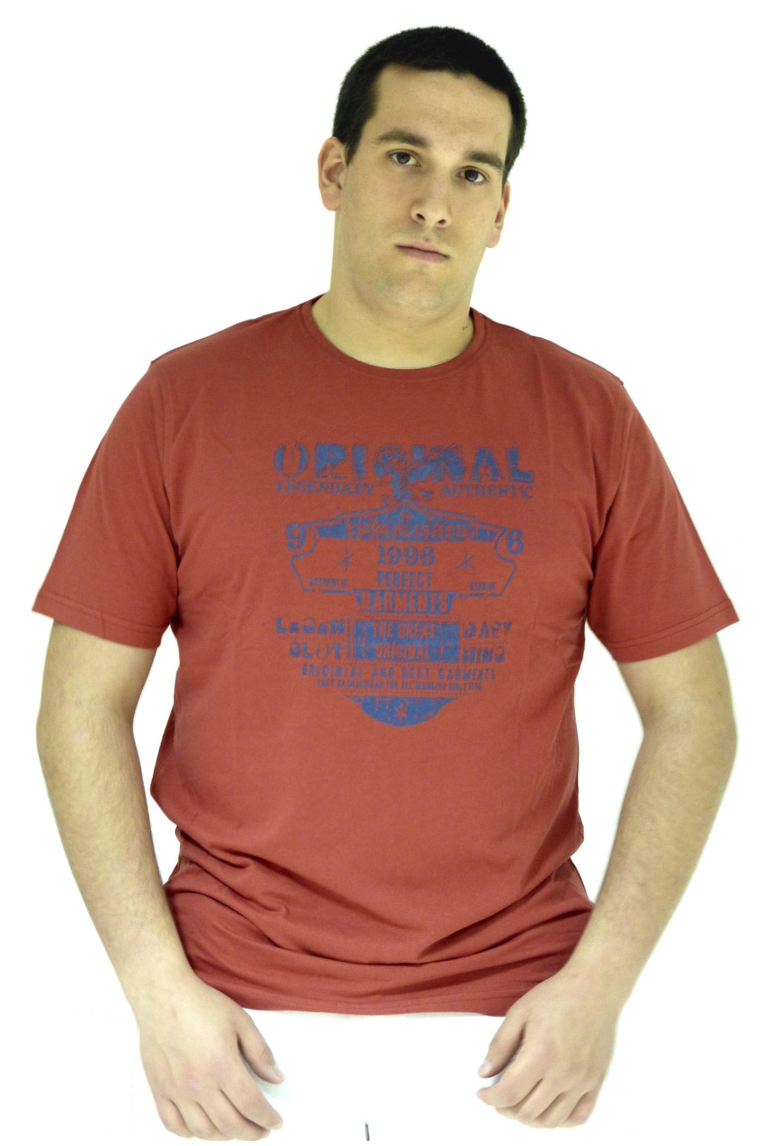 Sport, Camisetas M. Corta, 106534, CORAL | Zoom