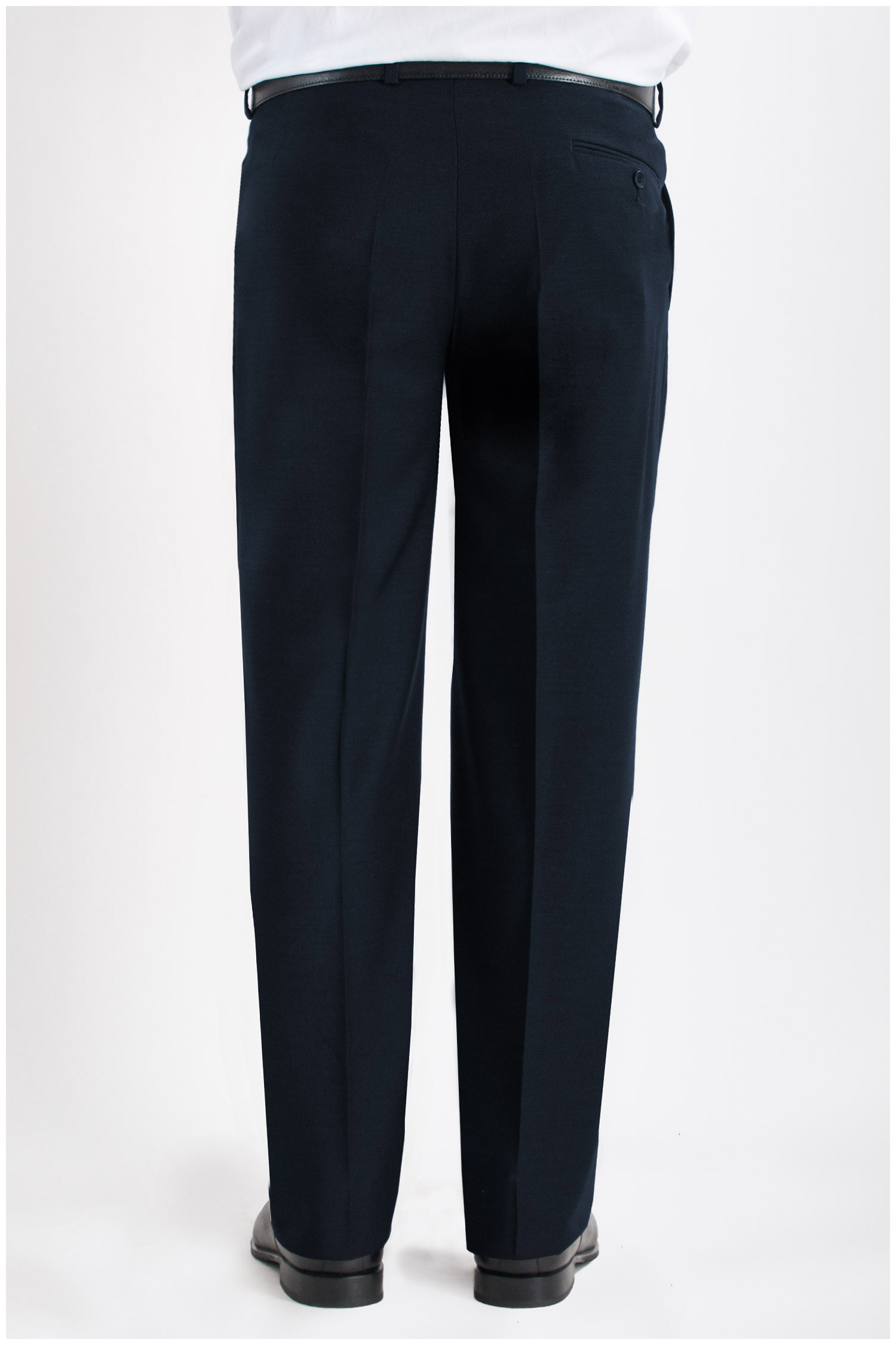 Pantalones, Vestir, 106626, MARINO | Zoom