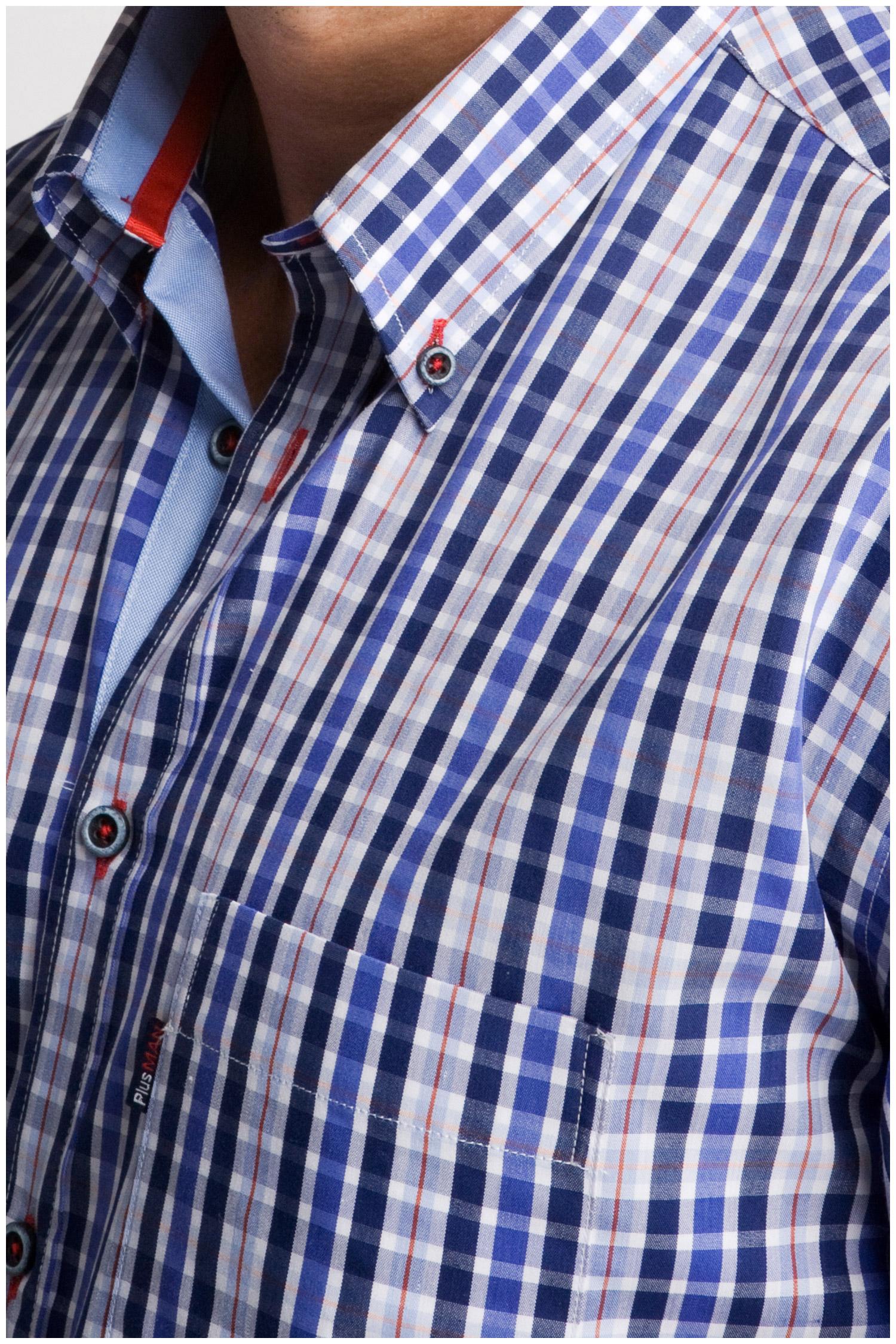 Camisas, Sport Manga Larga, 106632, MARINO | Zoom