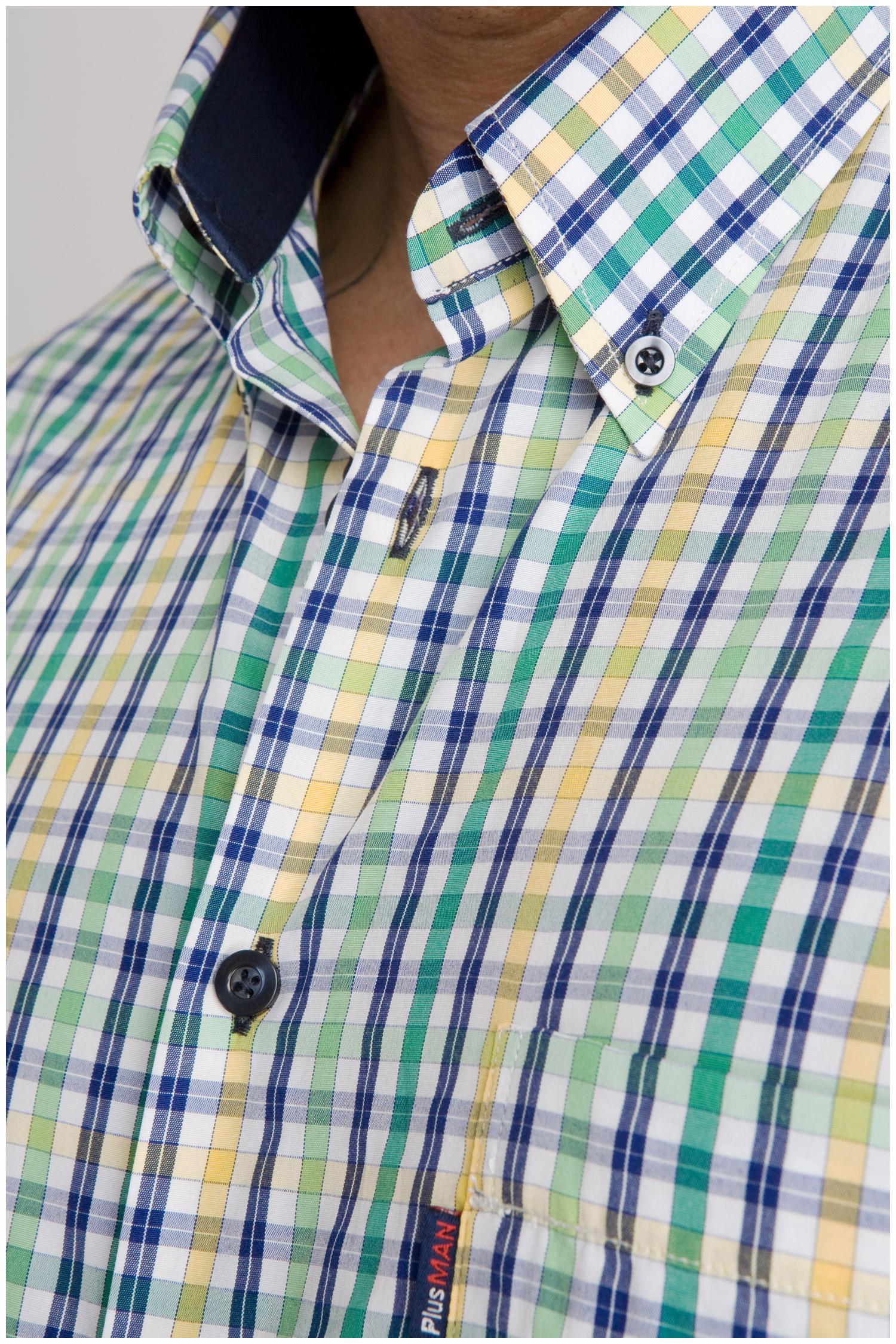Camisas, Sport Manga Corta, 106653, VERDE | Zoom