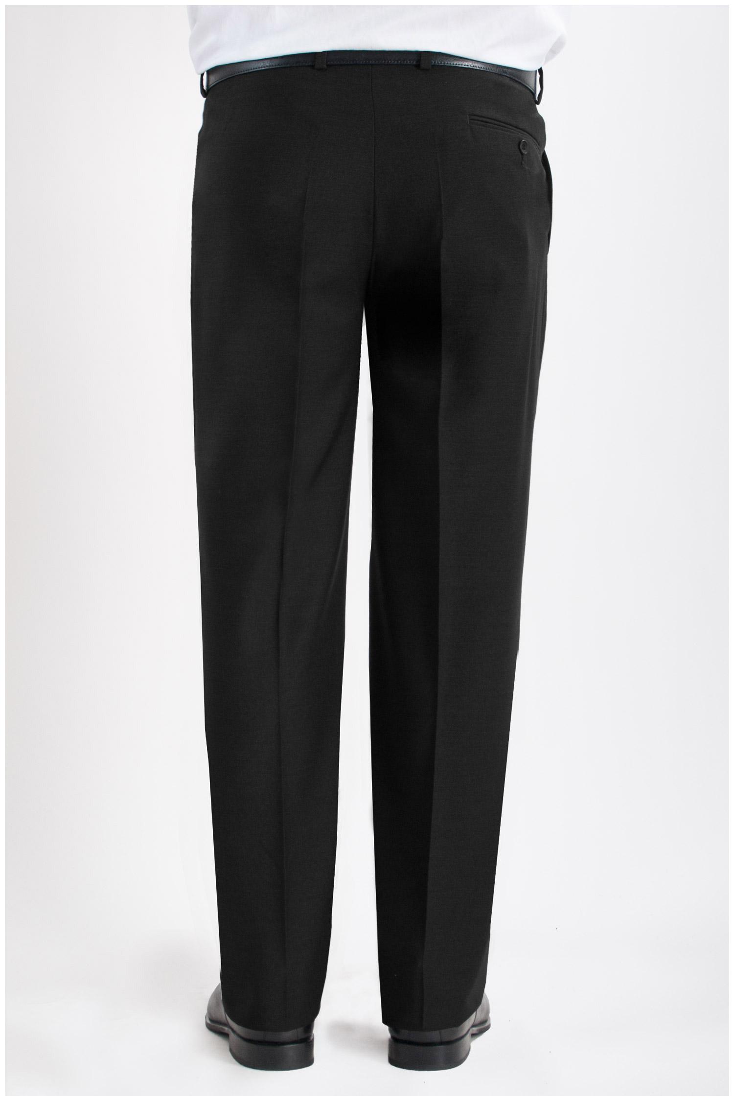 Pantalones, Vestir, 106747, NEGRO | Zoom