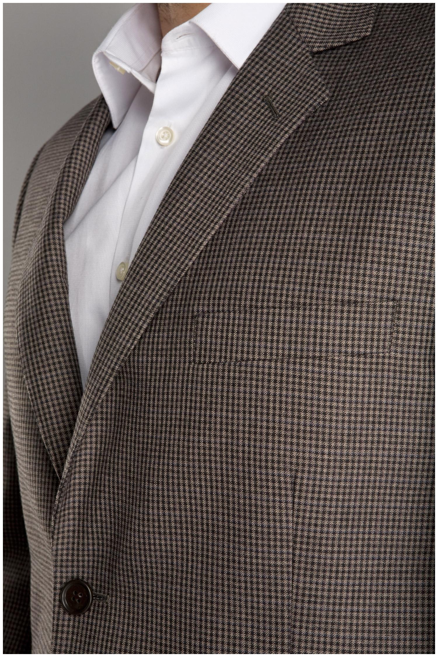 Sastrería, Americana Vestir, 106751, MARRON | Zoom