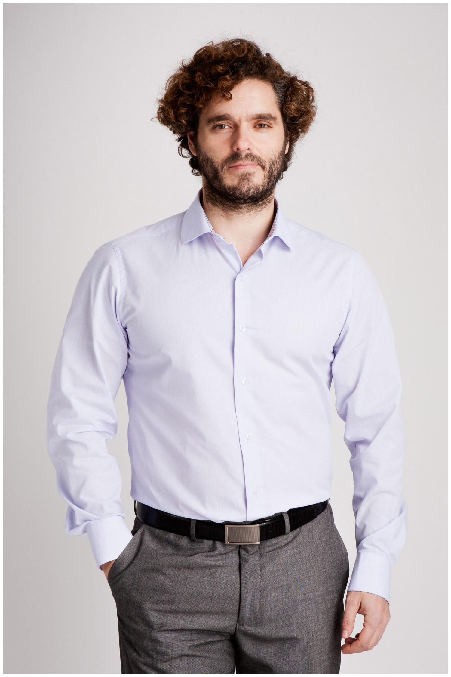 Camisas, Vestir Manga Larga, 106794, MALVA | Zoom