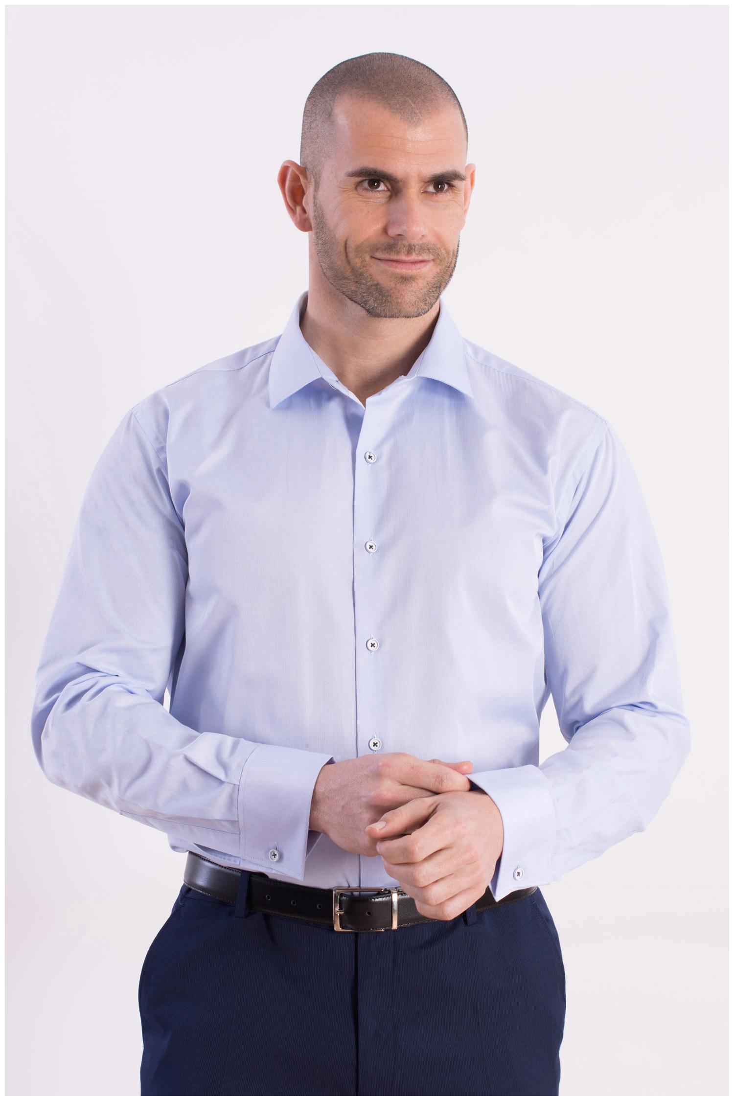 Camisas, Vestir Manga Larga, 106796, MALVA | Zoom