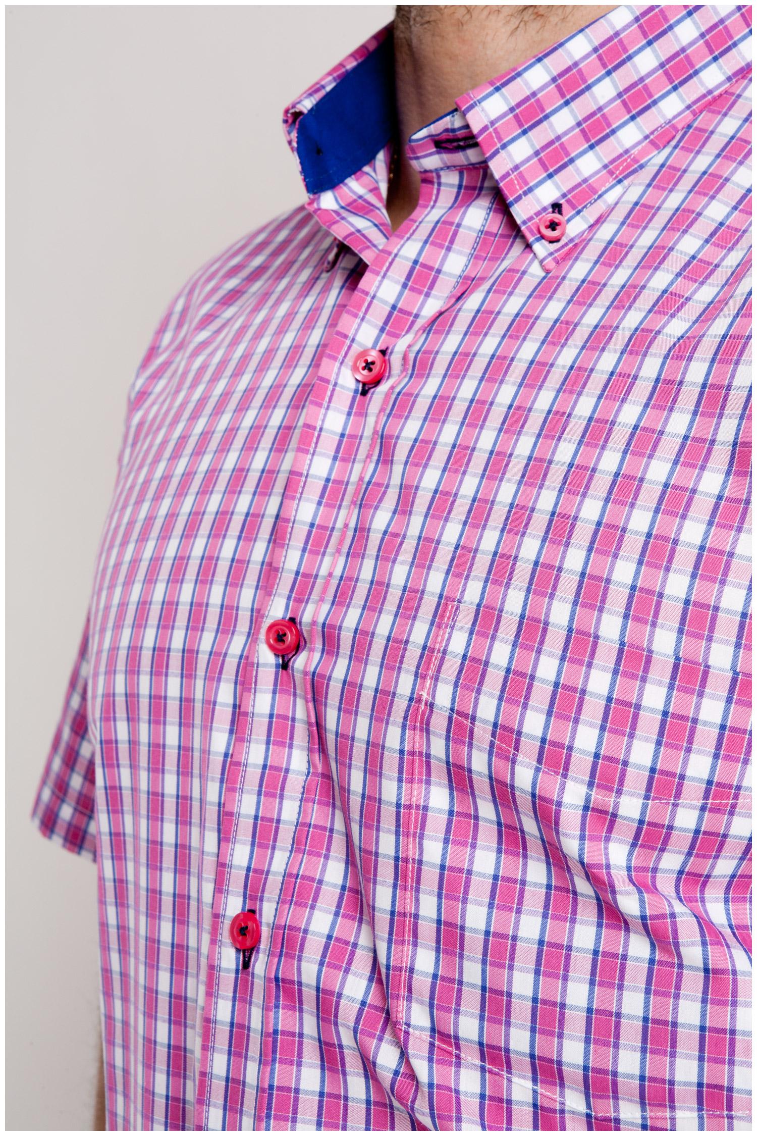 Camisas, Sport Manga Corta, 106799, FUCSIA | Zoom