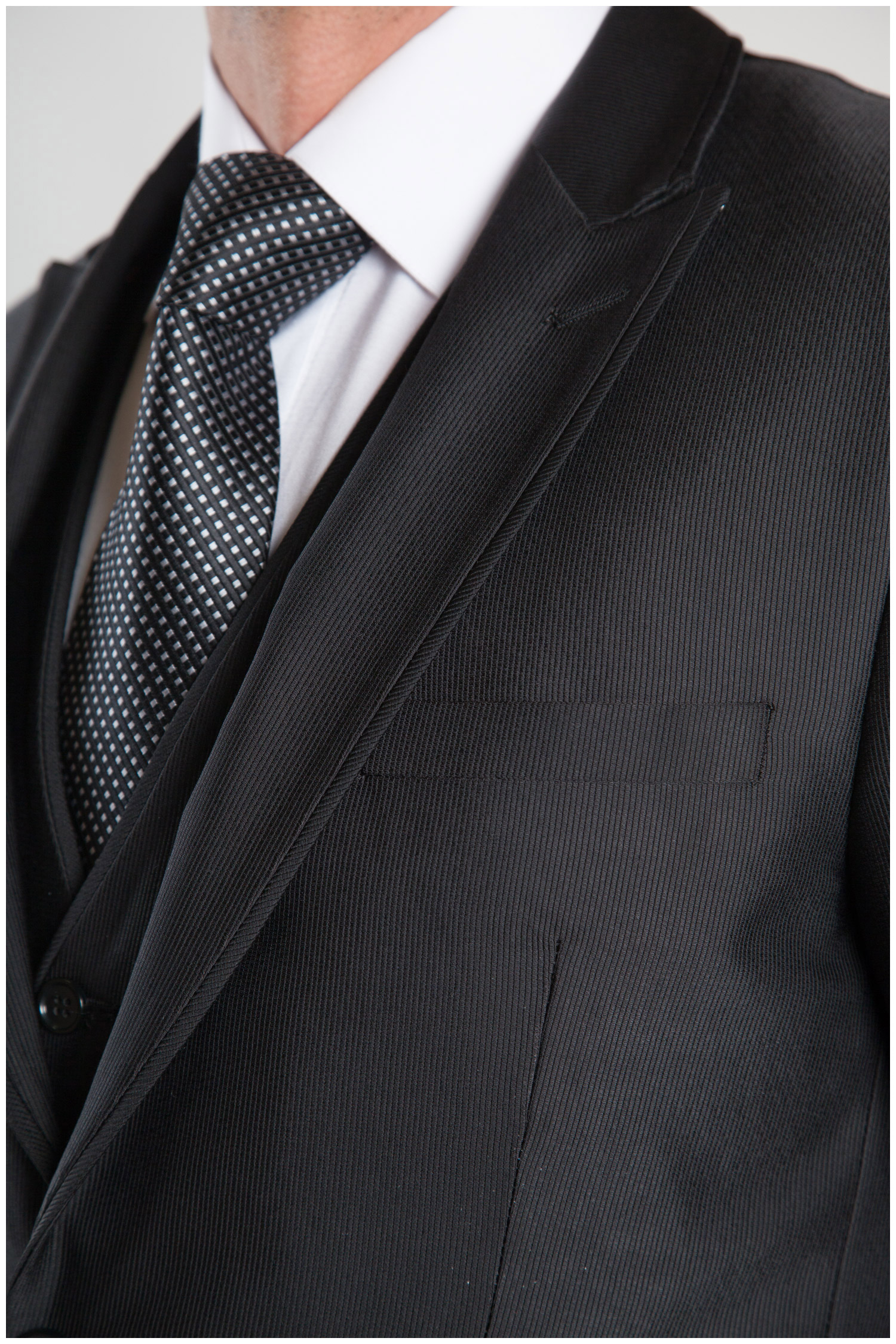 Sastrería, Trajes de Vestir, 106802, NEGRO | Zoom