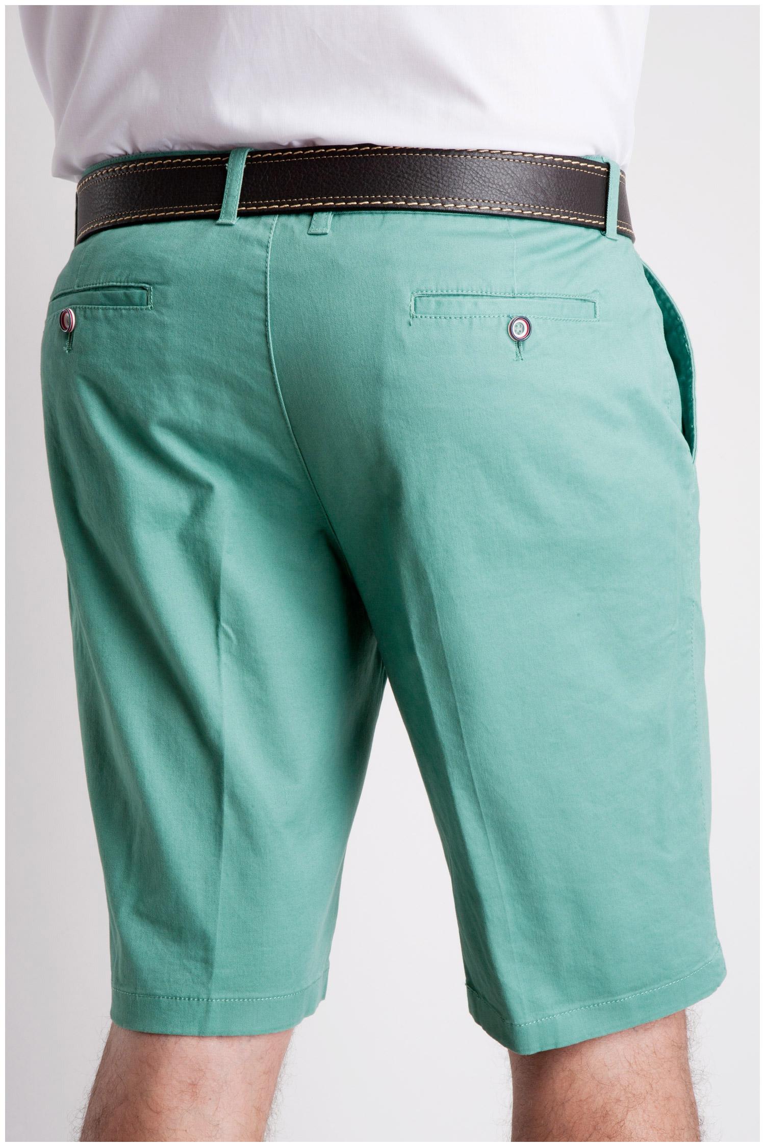 Pantalones, Bermudas, 106808, VERDE | Zoom