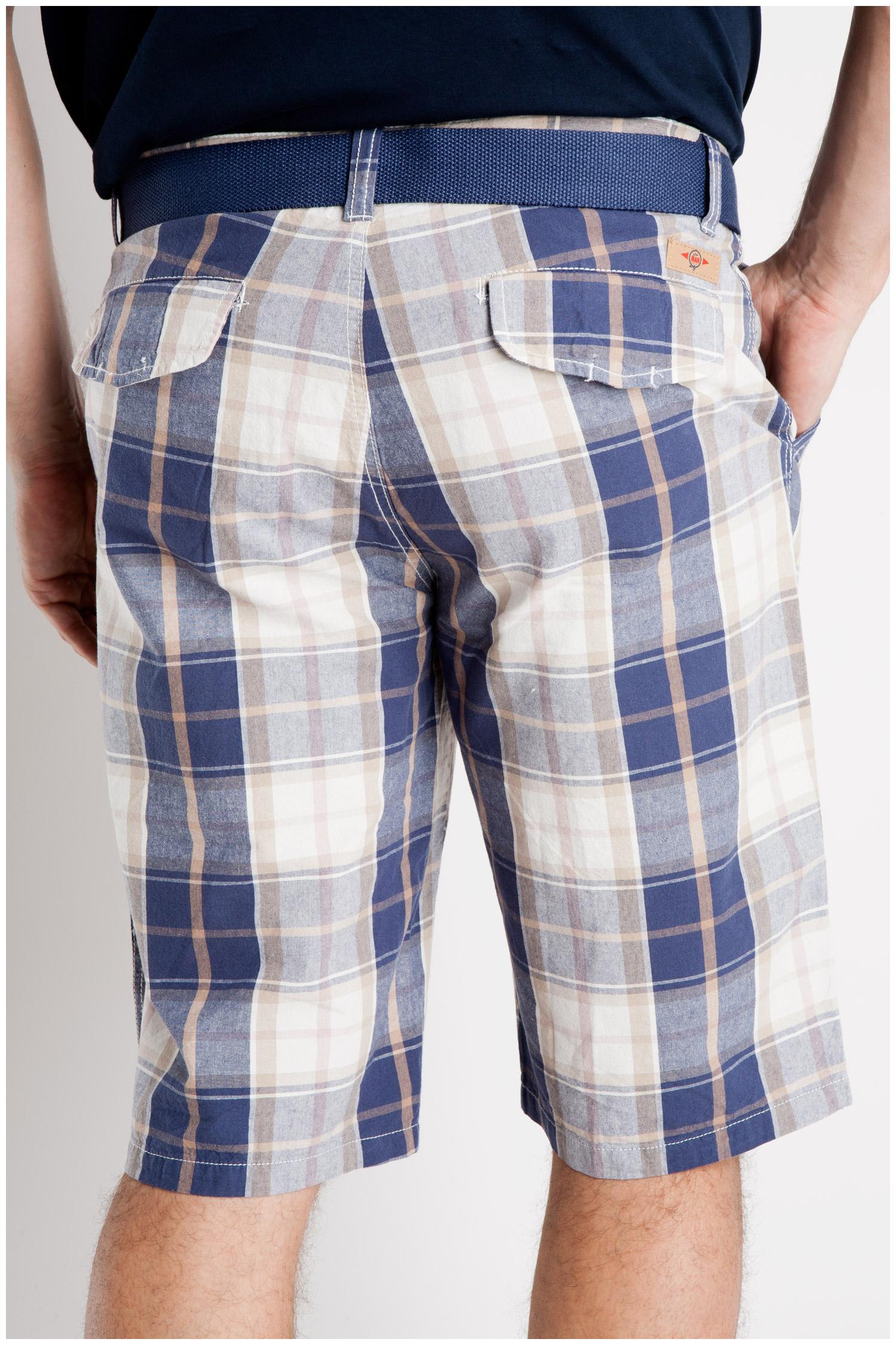 Pantalones, Bermudas, 106842, MARINO | Zoom