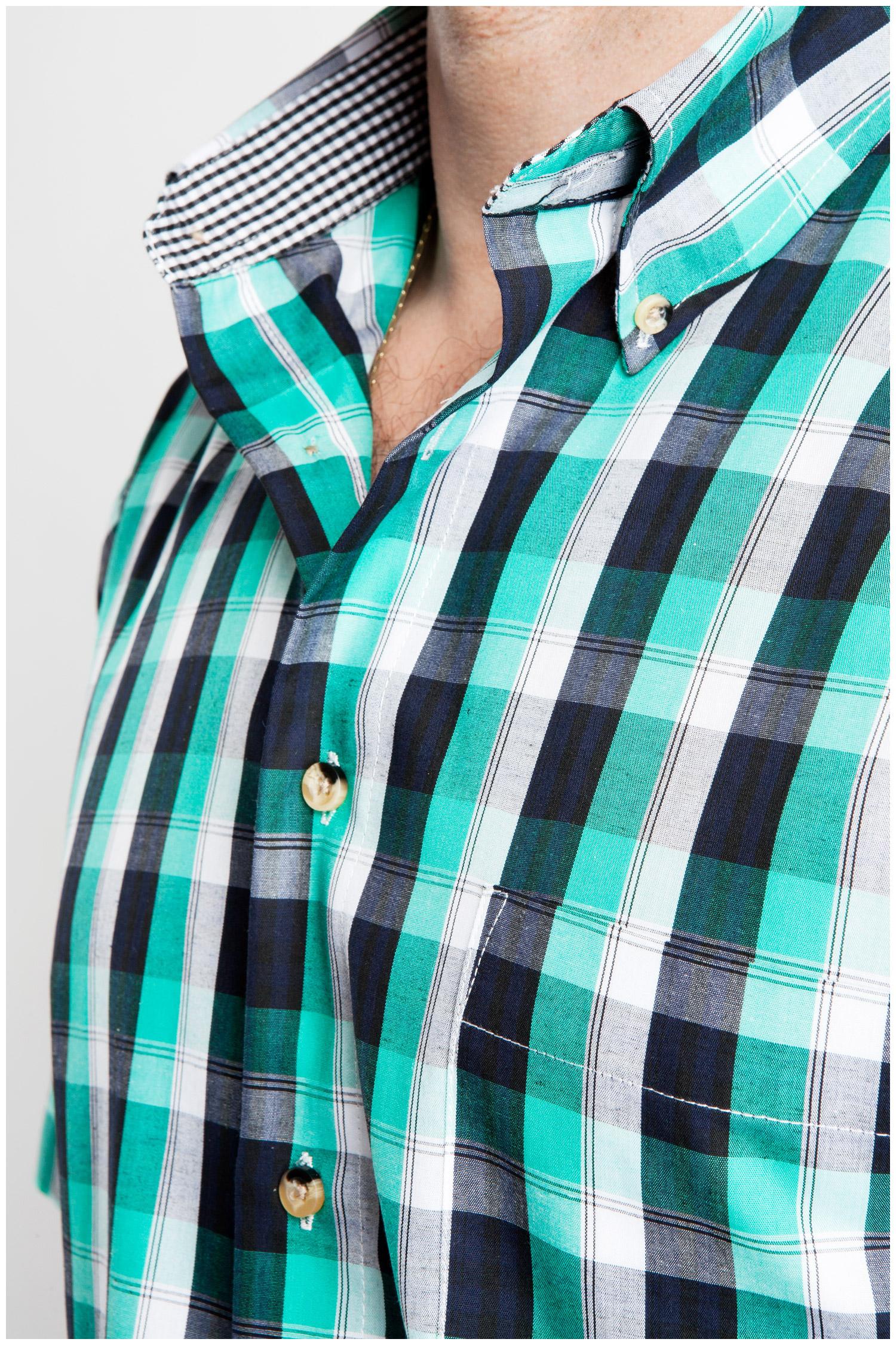 Camisas, Sport Manga Corta, 106852, MENTA | Zoom