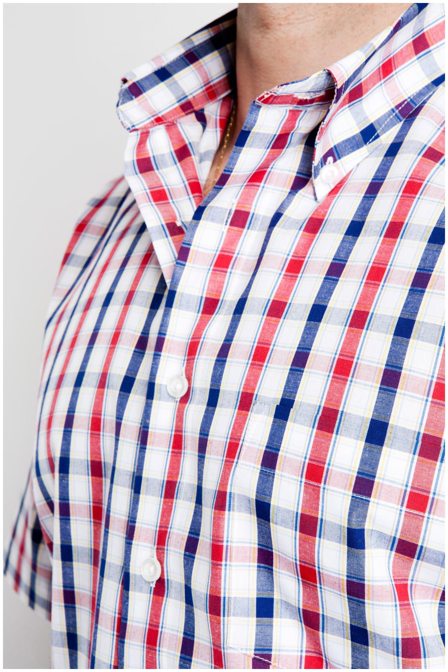 Camisas, Sport Manga Corta, 106853, MARINO | Zoom