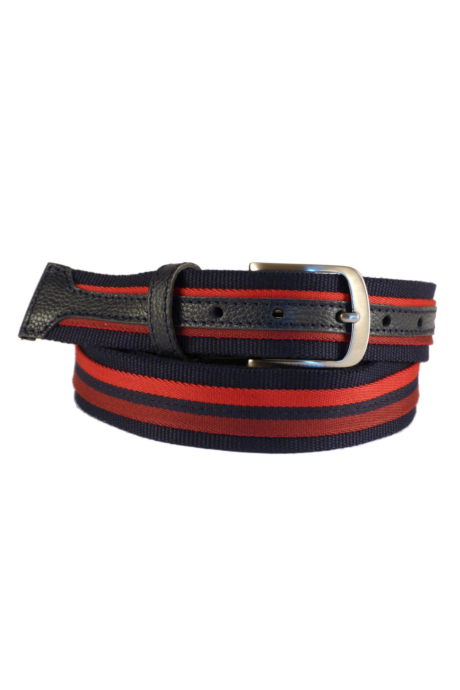 Complementos, Cinturones, 106903, GRANATE | Zoom