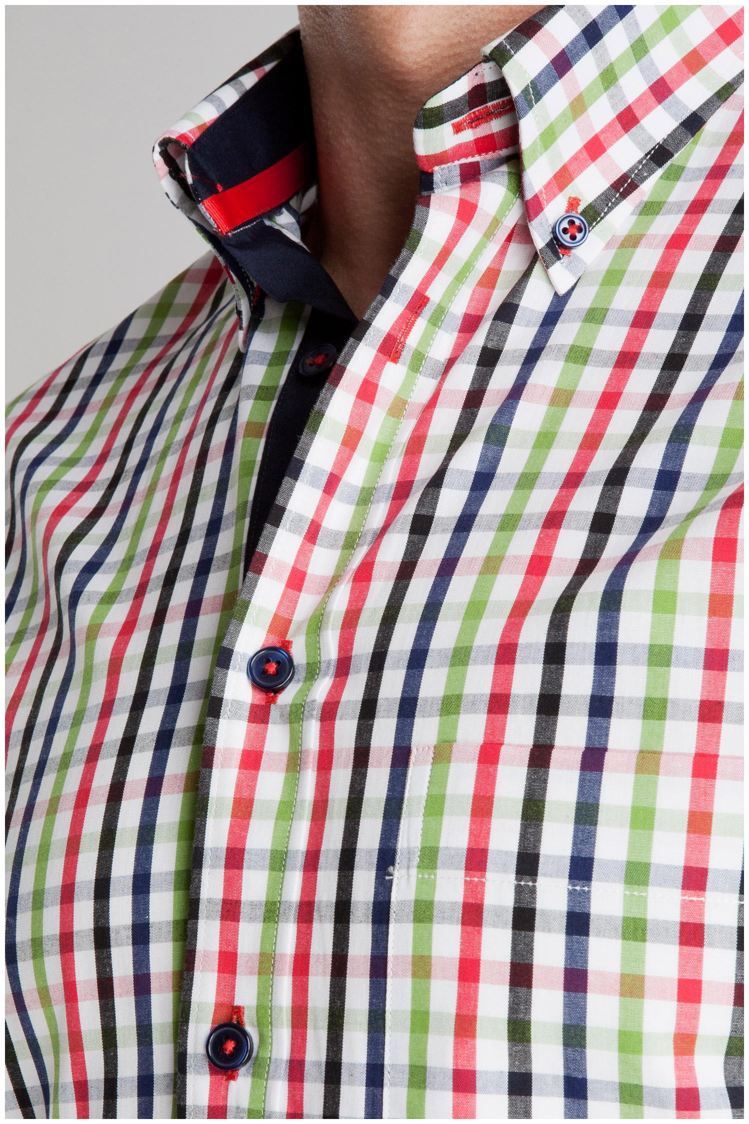 Camisas, Sport Manga Corta, 106932, MARINO | Zoom