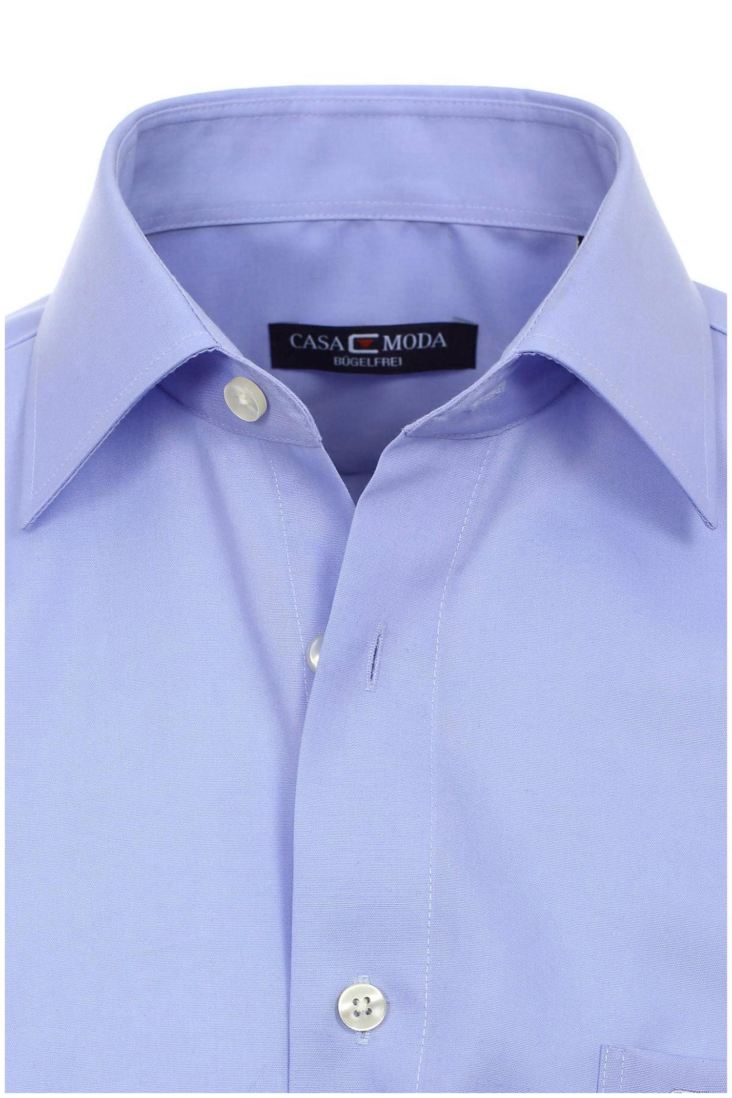 Camisas, Vestir Manga Larga, 106940, CELESTE | Zoom