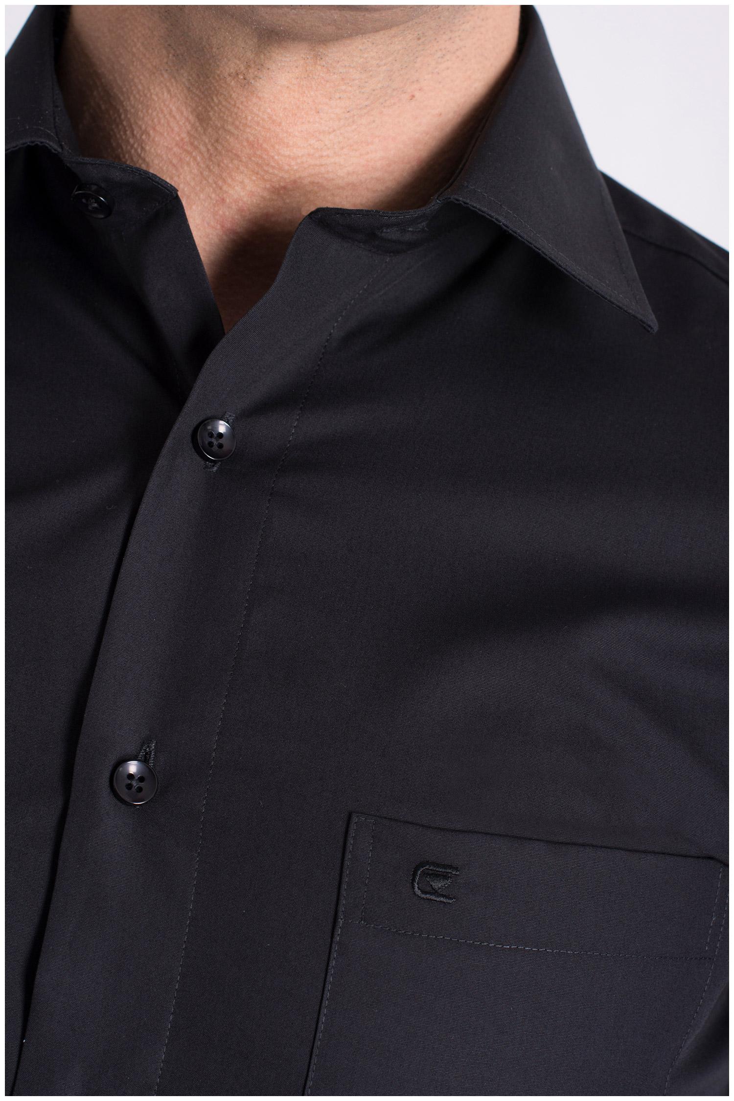 Camisas, Vestir Manga Larga, 106940, NEGRO | Zoom