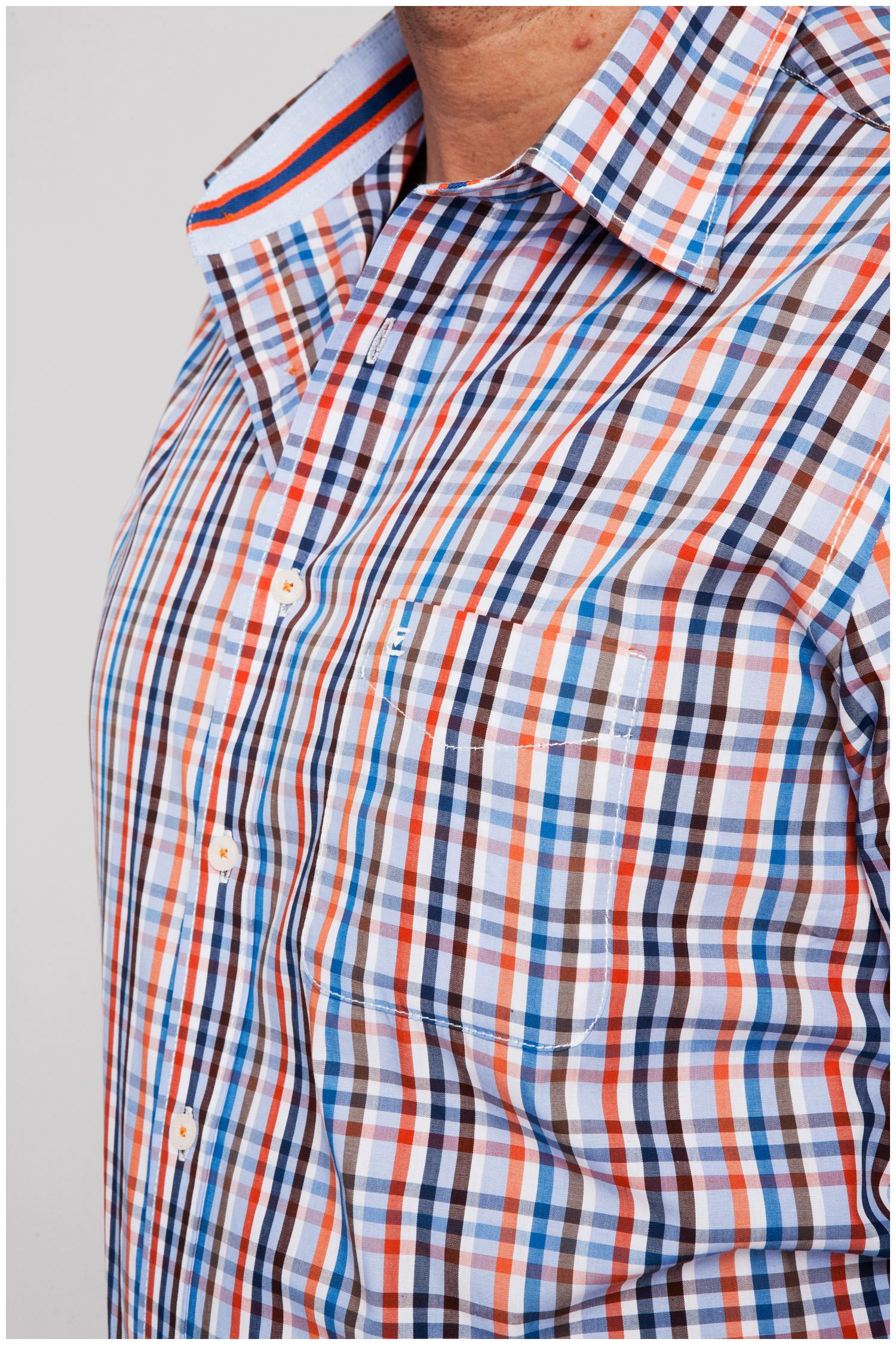 Camisas, Sport Manga Corta, 106978, CORAL | Zoom