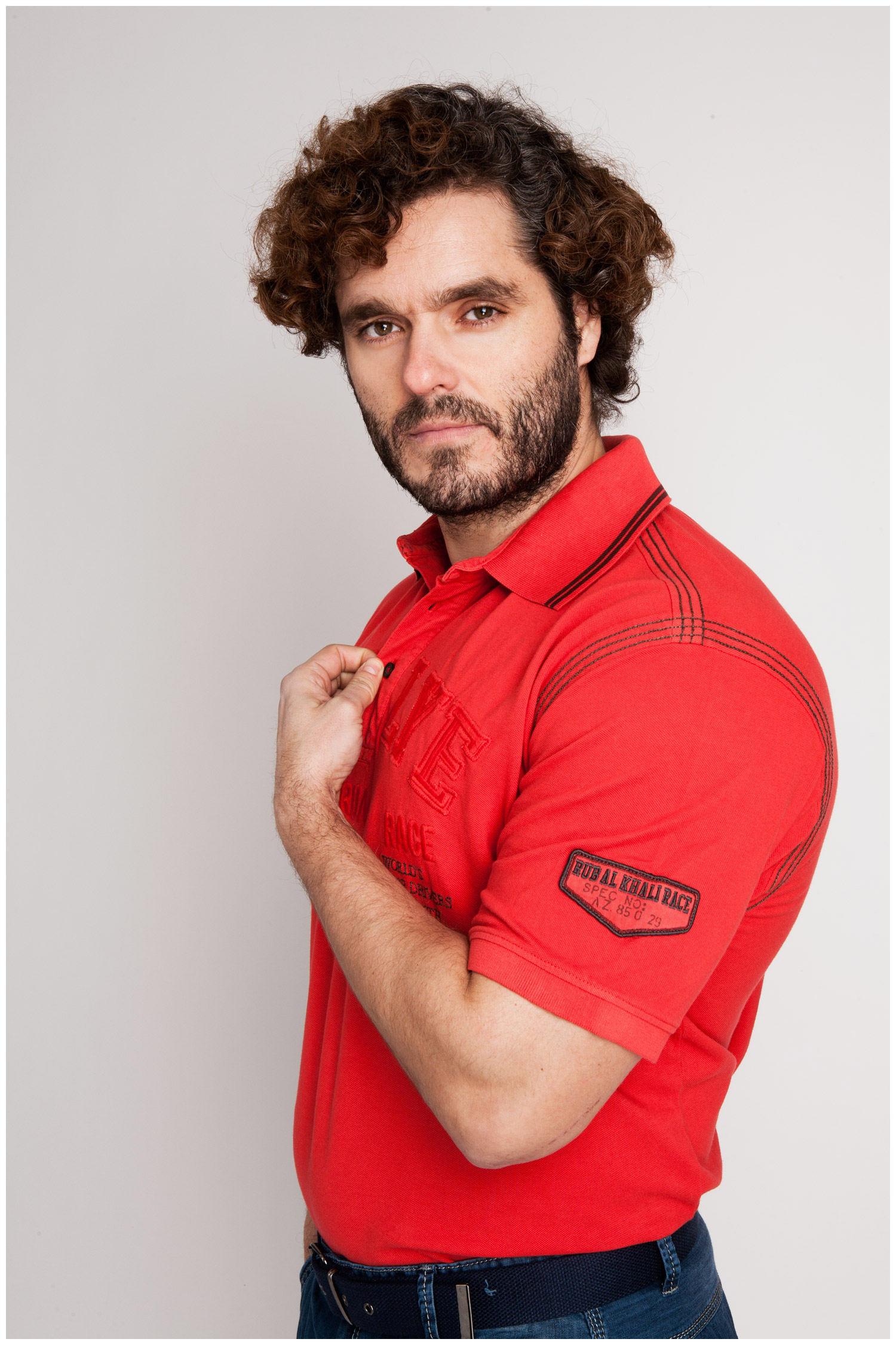 Sport, Polos M. Corta, 106985, CORAL | Zoom