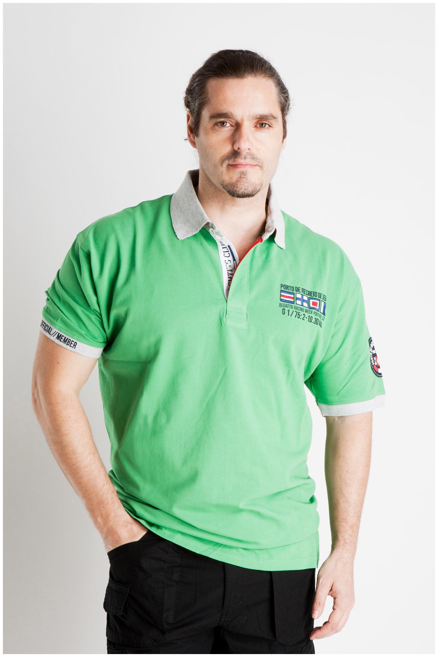 Sport, Polos M. Corta, 106987, MENTA | Zoom