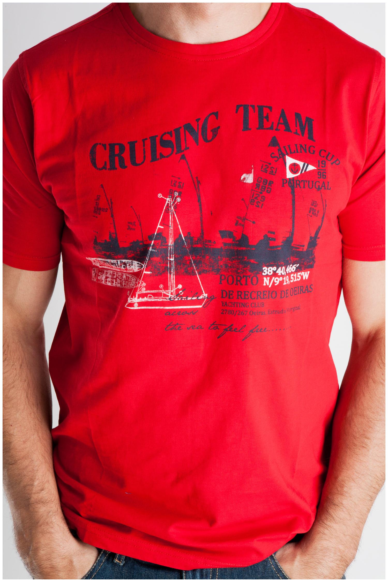 Sport, Camisetas M. Corta, 106991, ROJO | Zoom