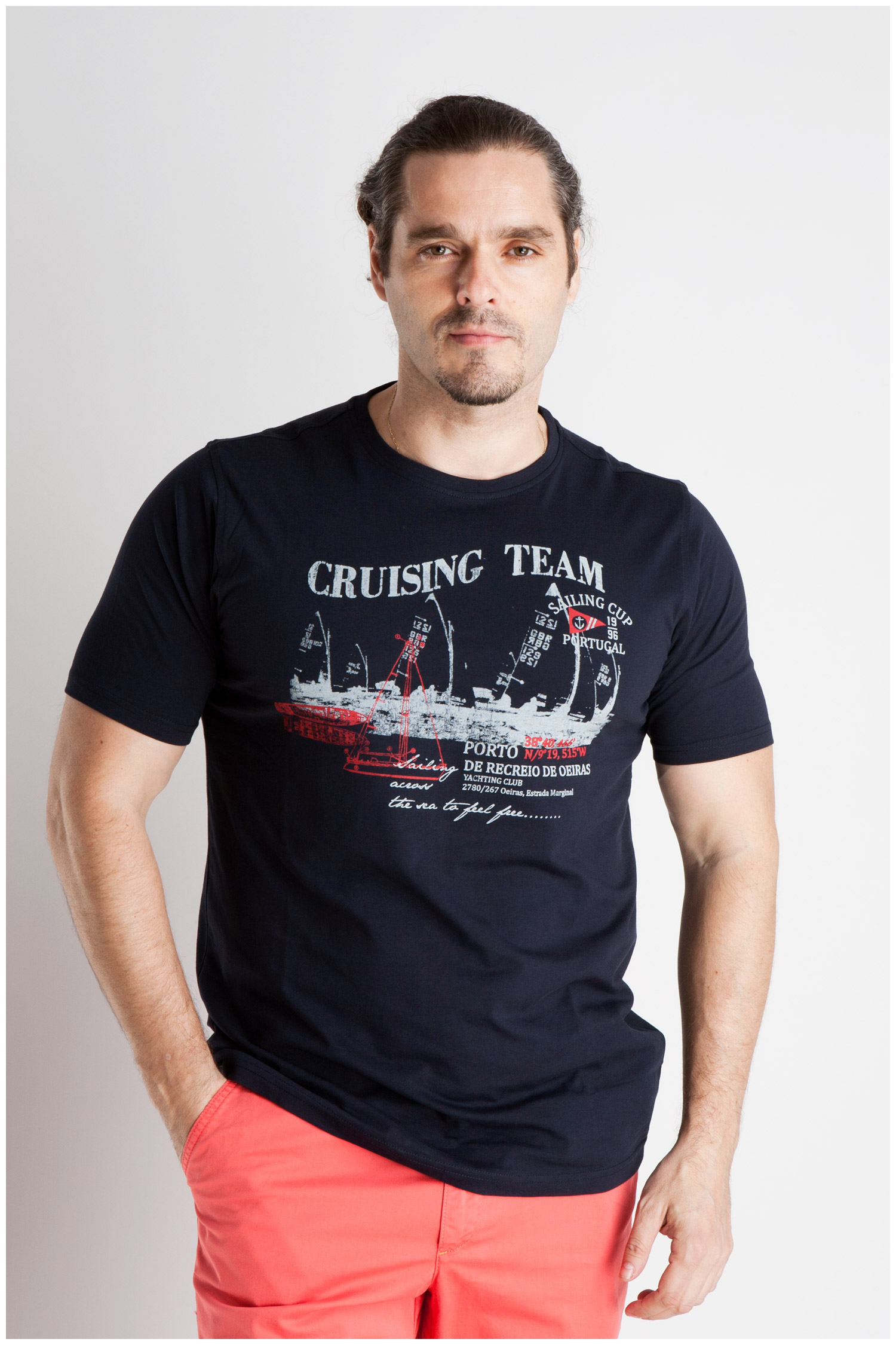 Sport, Camisetas M. Corta, 106991, MARINO | Zoom