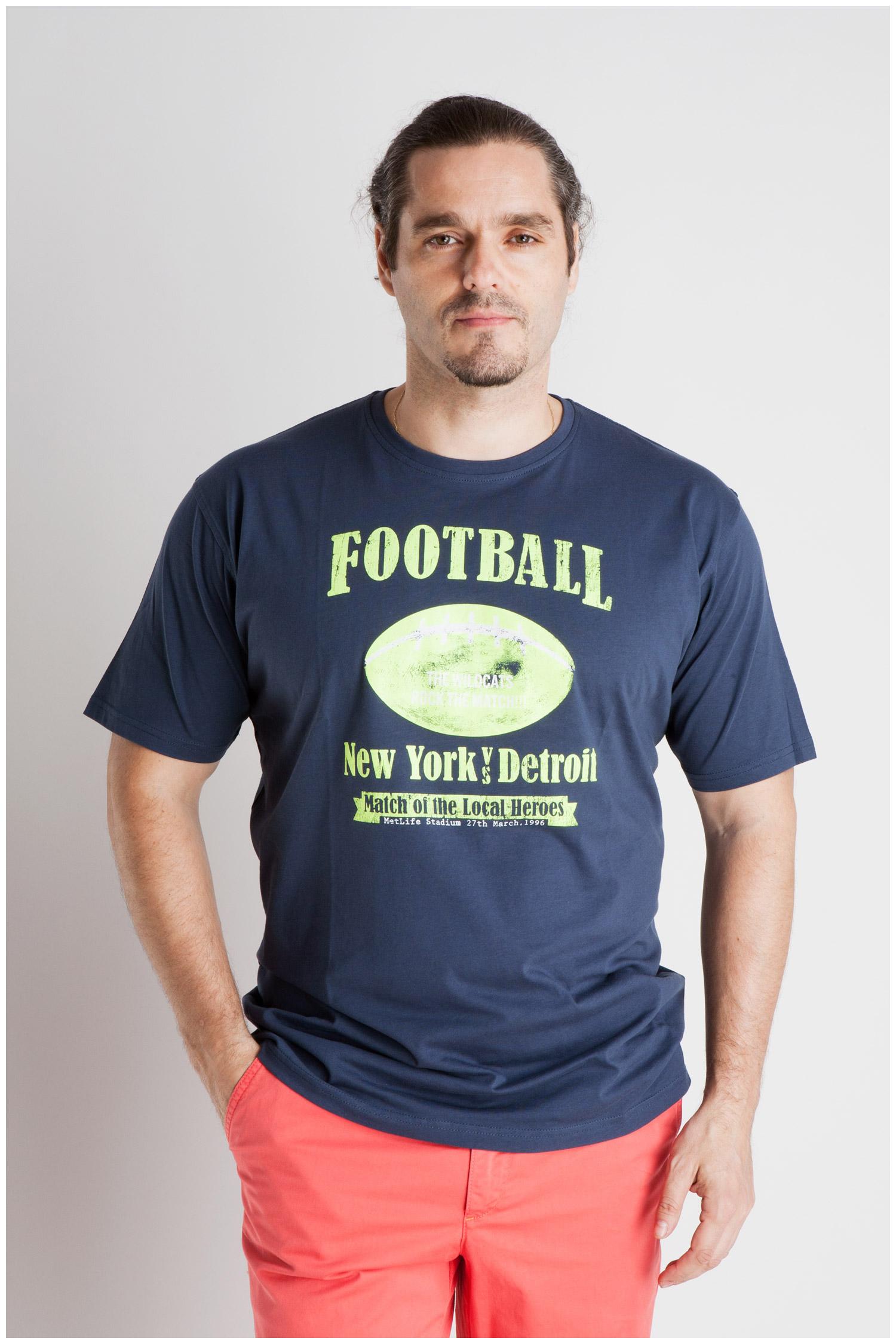 Sport, Camisetas M. Corta, 106995, MARINO | Zoom