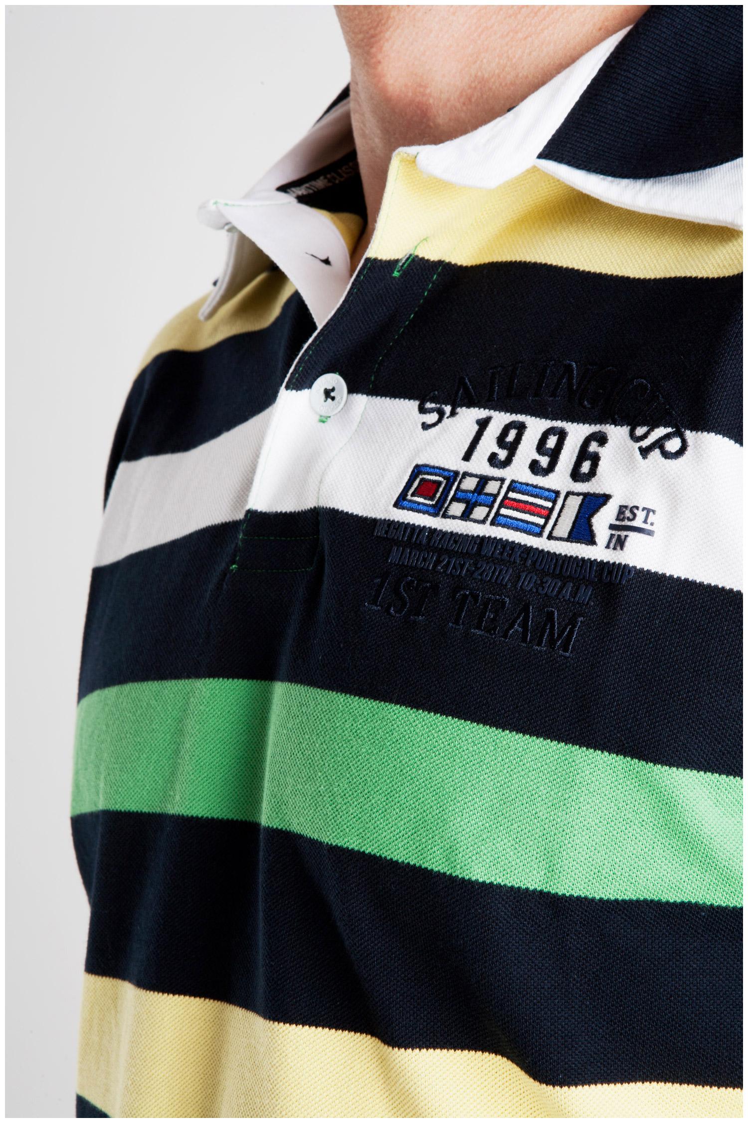 Sport, Polos M. Corta, 107003, MENTA | Zoom