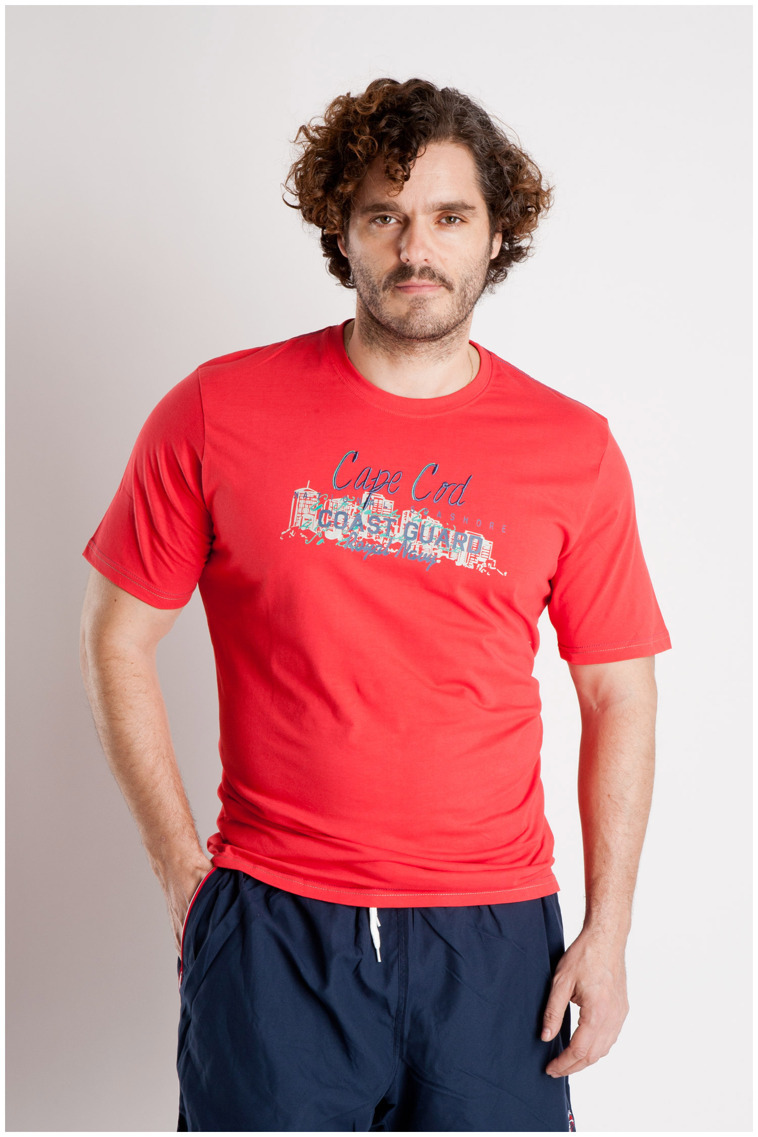 Sport, Camisetas M. Corta, 107063, CORAL   Zoom