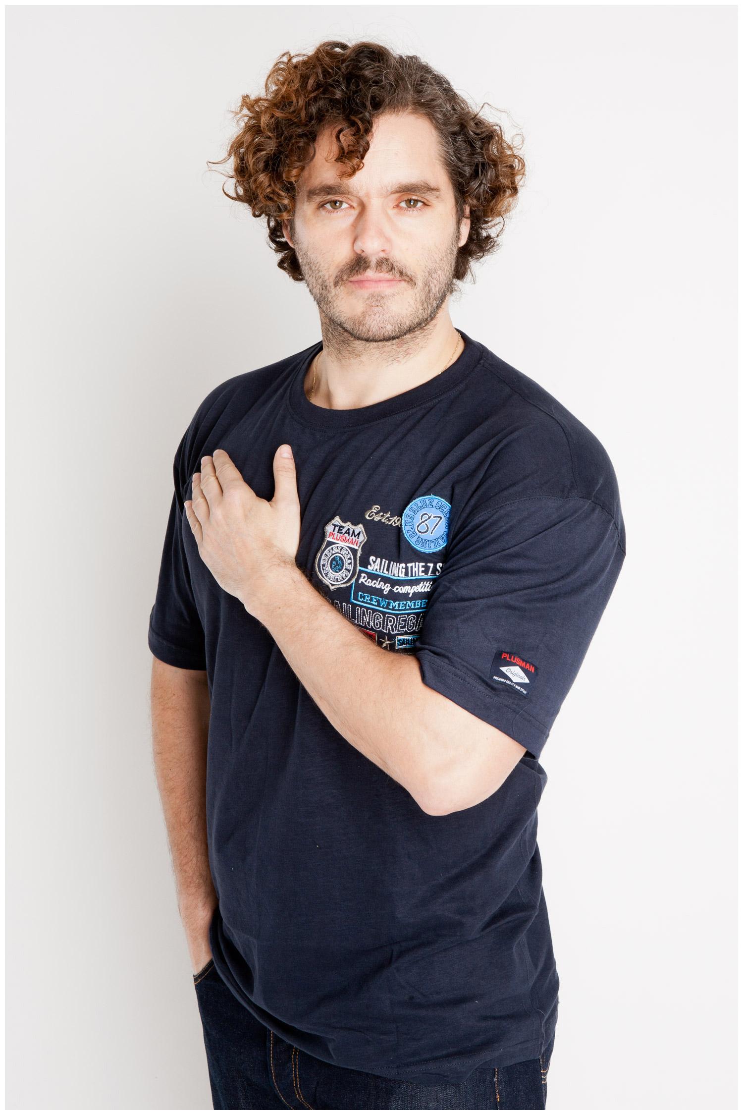 Sport, Camisetas M. Corta, 107068, MARINO | Zoom