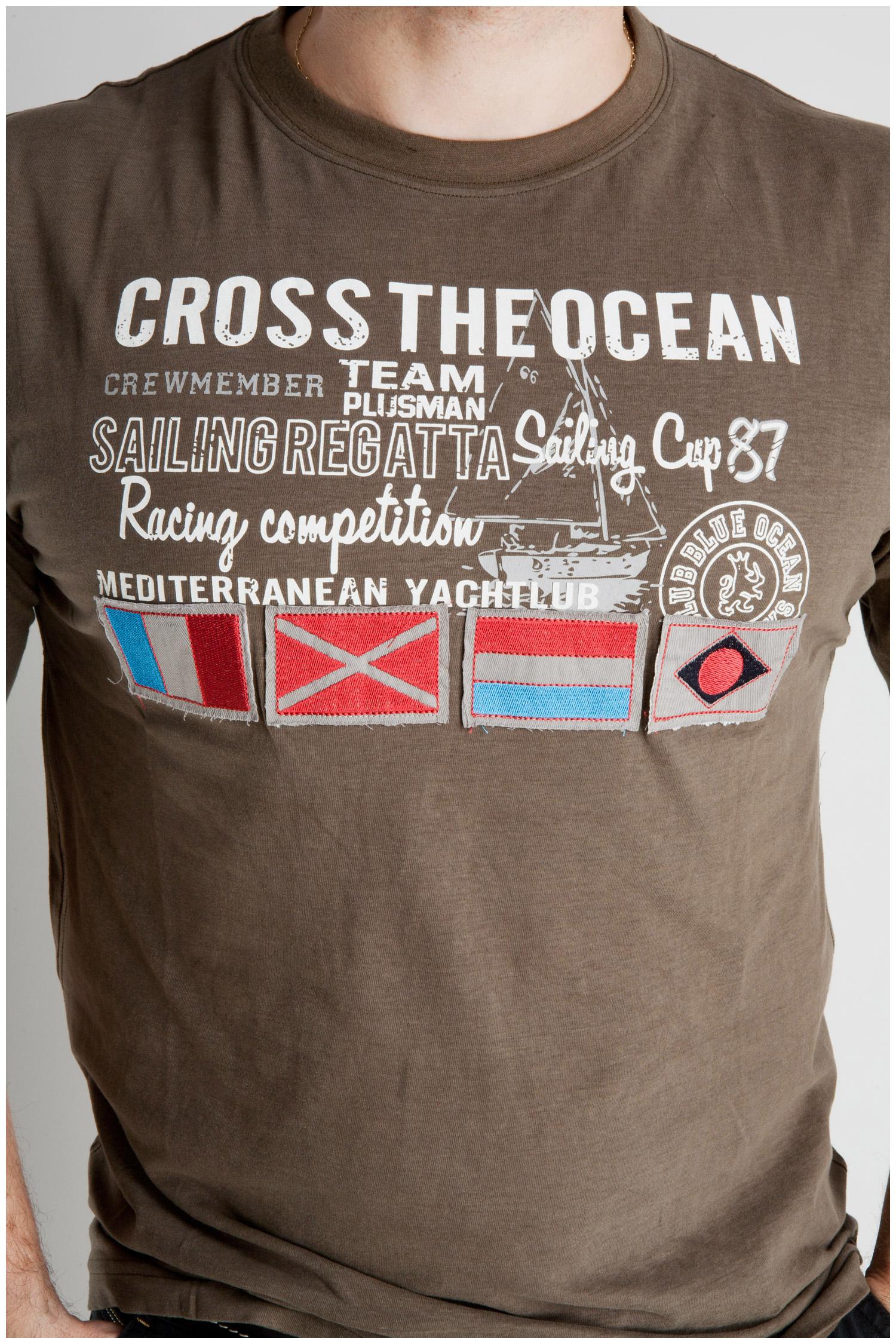 Sport, Camisetas M. Corta, 107069, KAKI | Zoom