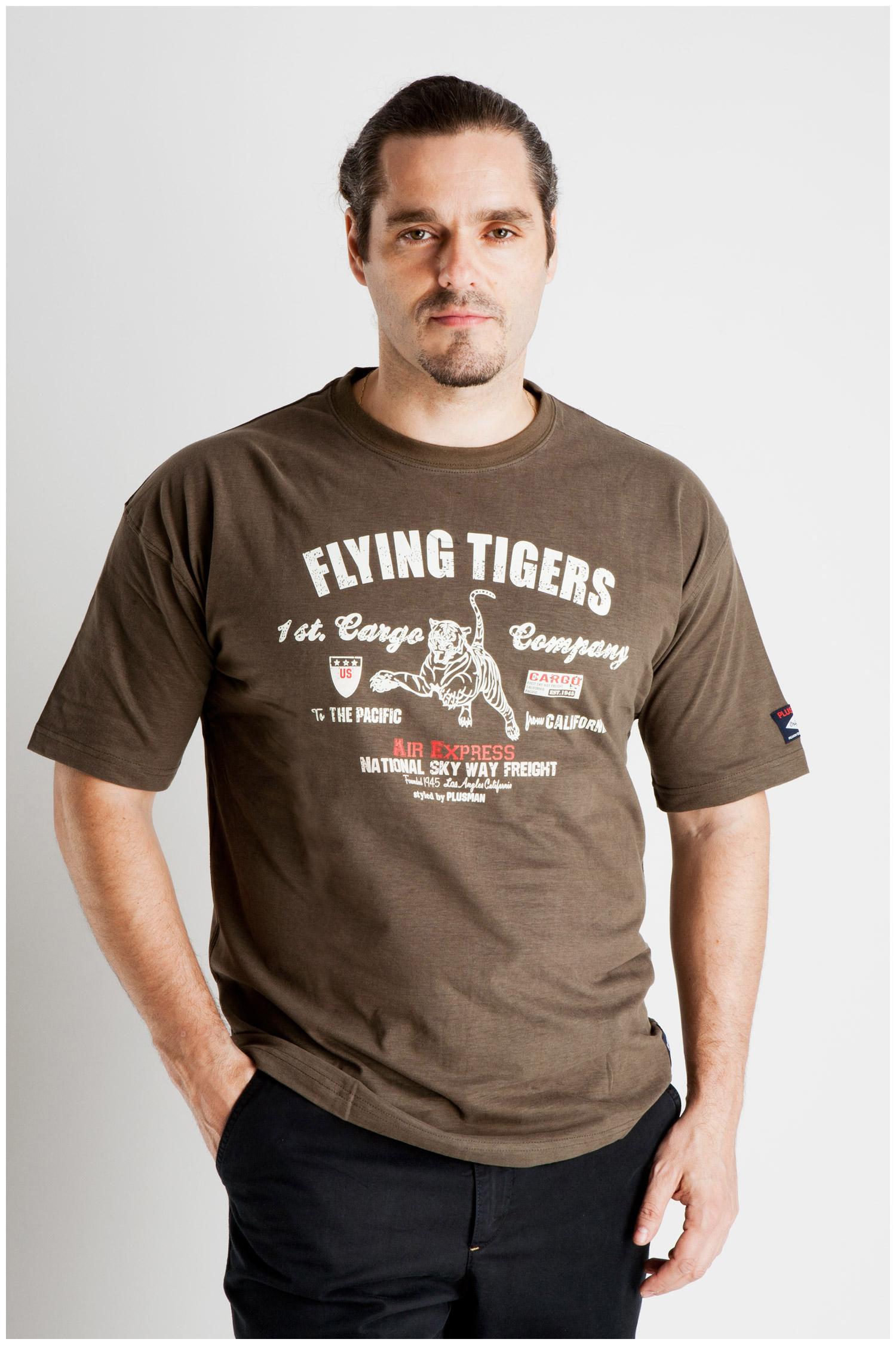 Sport, Camisetas M. Corta, 107070, KAKI | Zoom