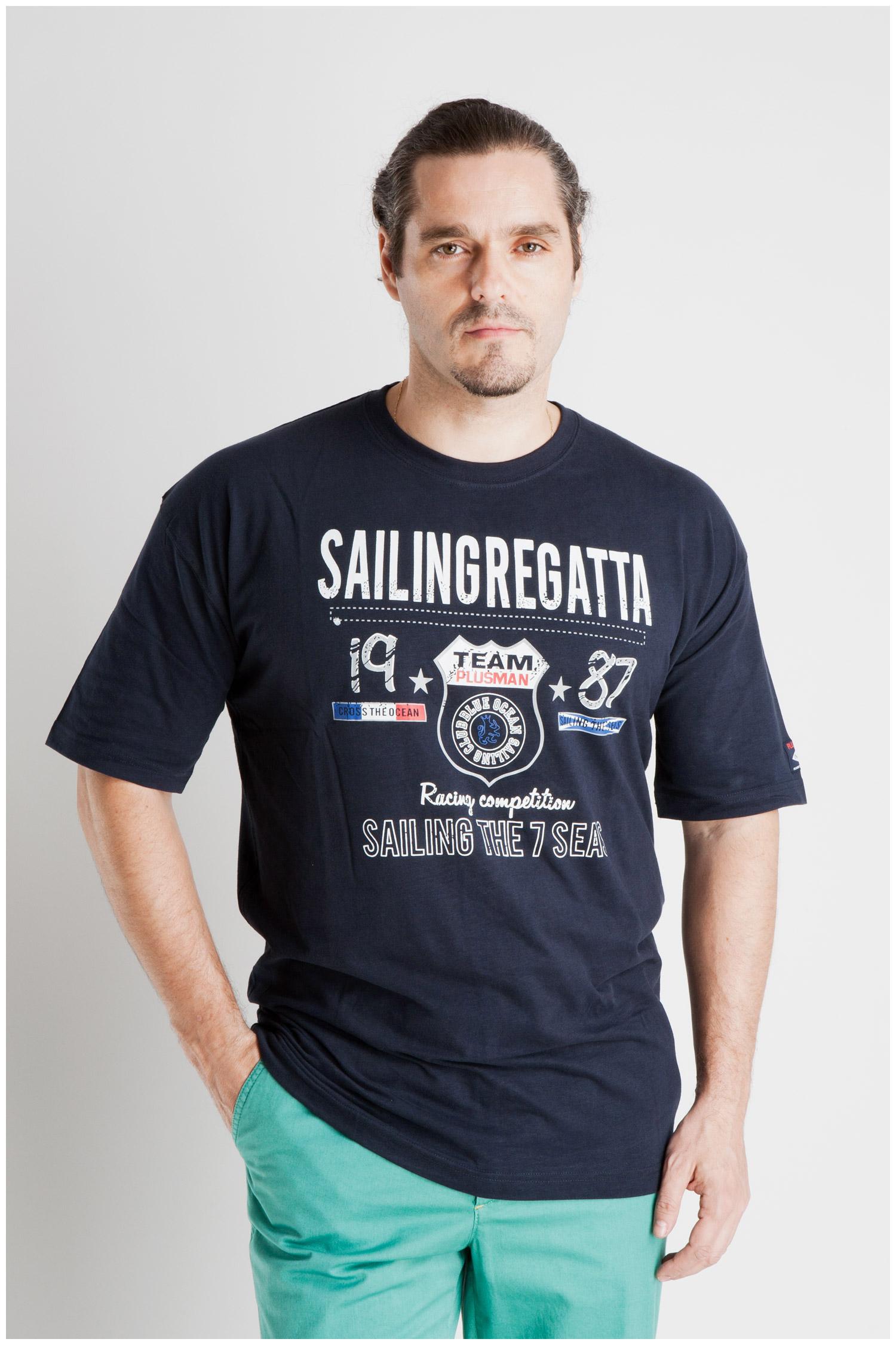 Sport, Camisetas M. Corta, 107071, MARINO | Zoom