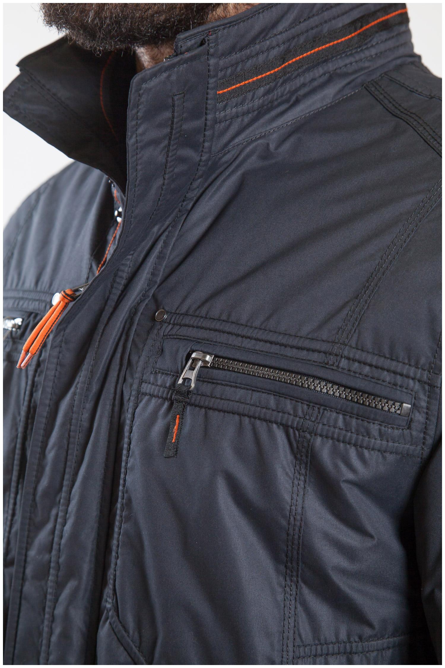 Abrigo, Chaquetones y Piel, 107086, MARINO | Zoom
