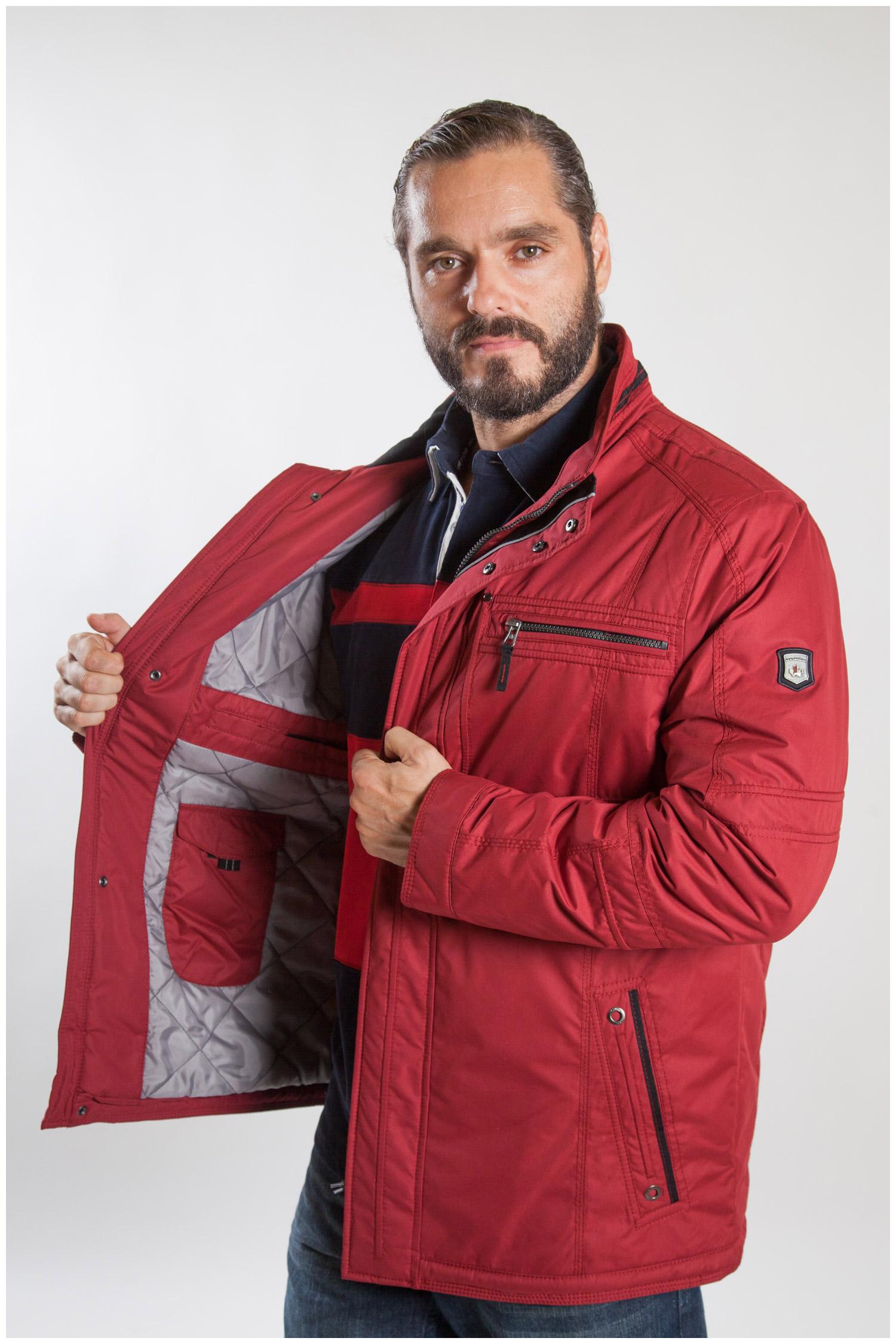 Abrigo, Chaquetones y Piel, 107086, GRANATE | Zoom