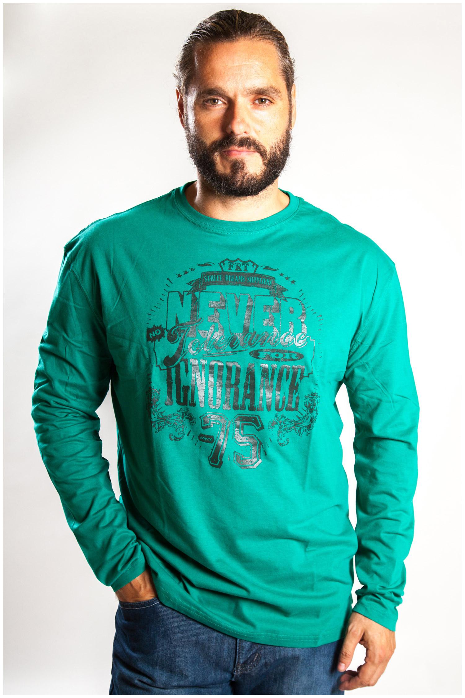 Sport, Camisetas M. Larga, 107095, VERDE | Zoom