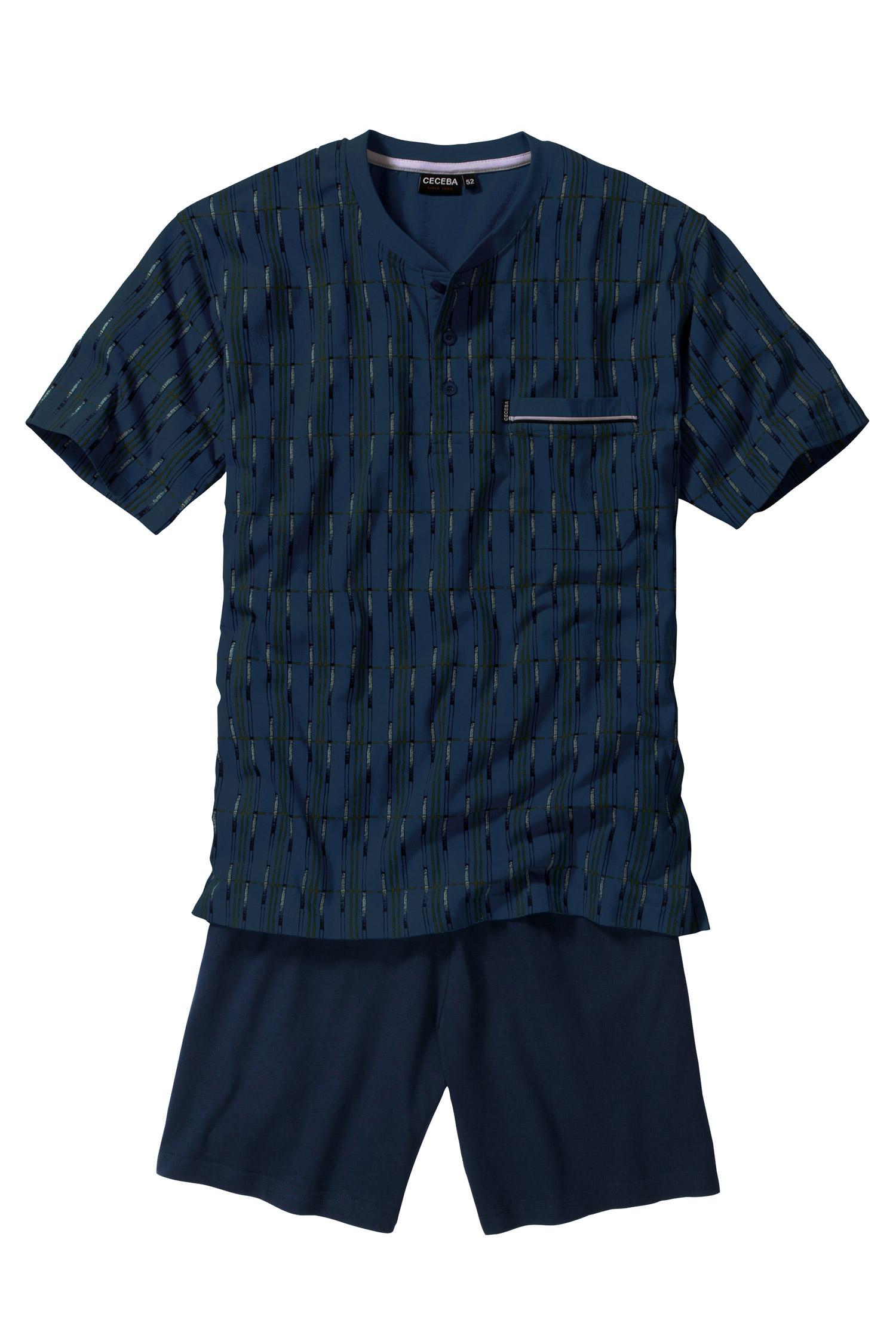 Homewear, Pijama M. Corta, 107114, ANTRACITA | Zoom