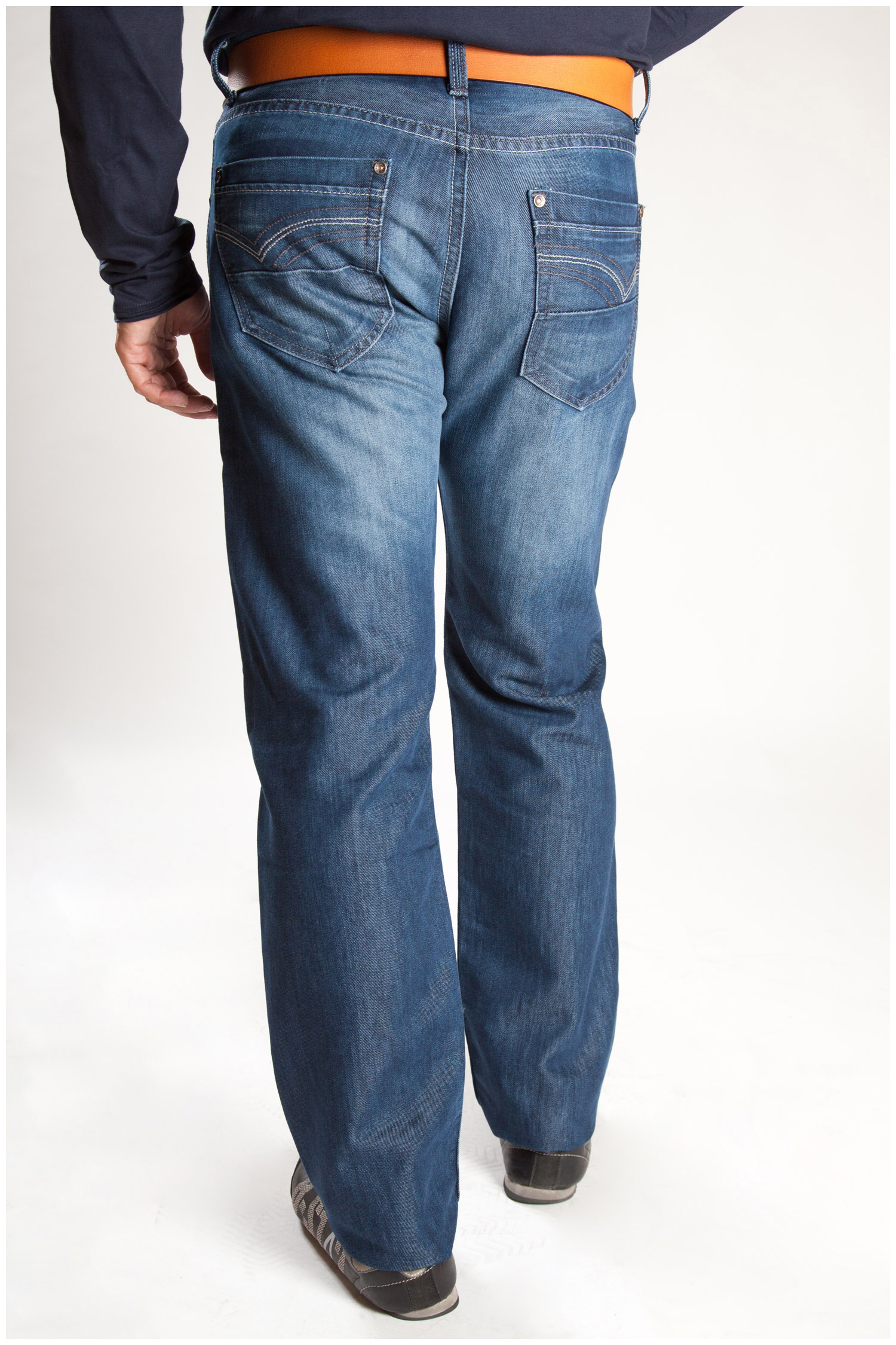 Pantalones, Vaqueros, 107123, INDIGO | Zoom