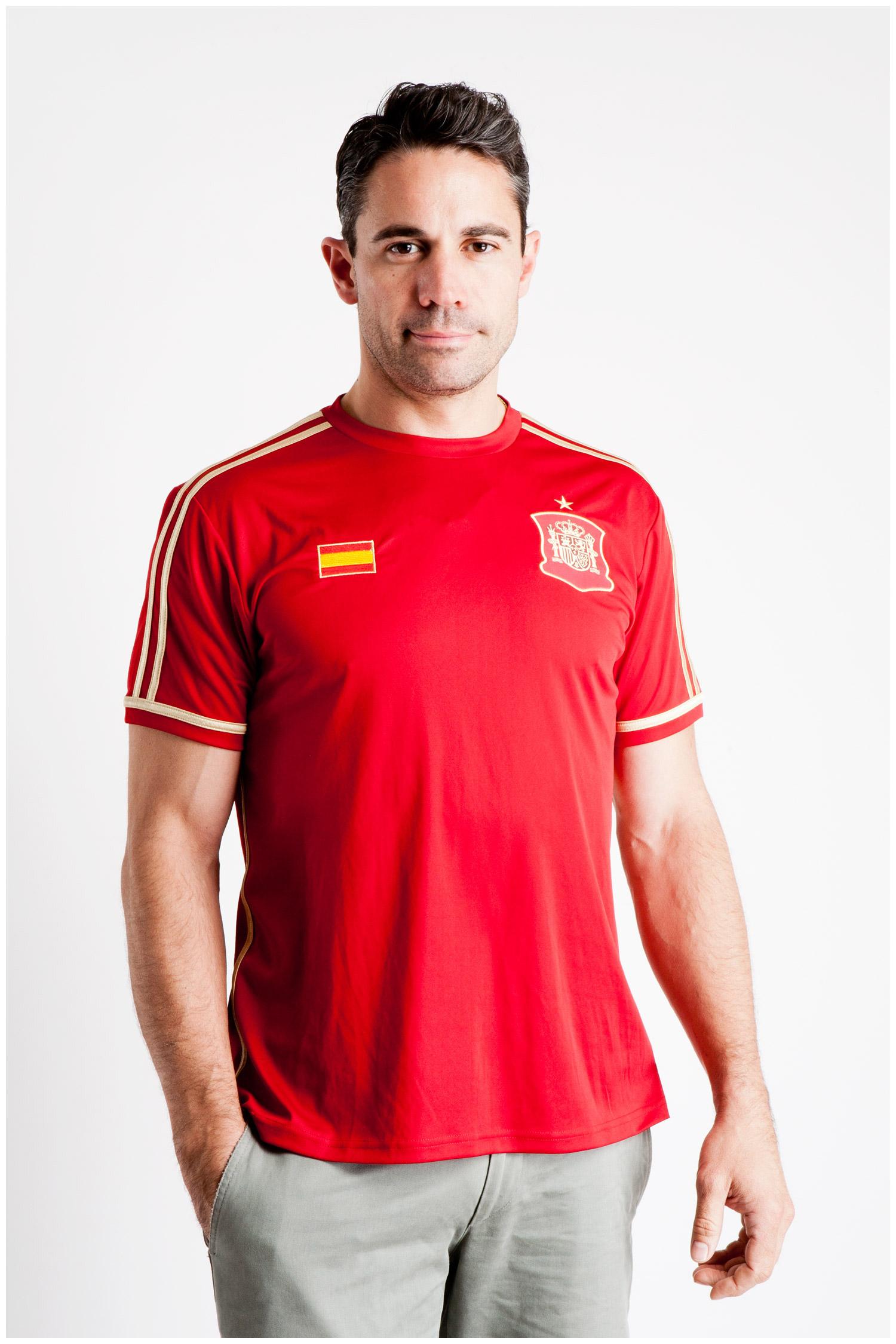 Sport, Camisetas M. Corta, 107150, ROJO | Zoom