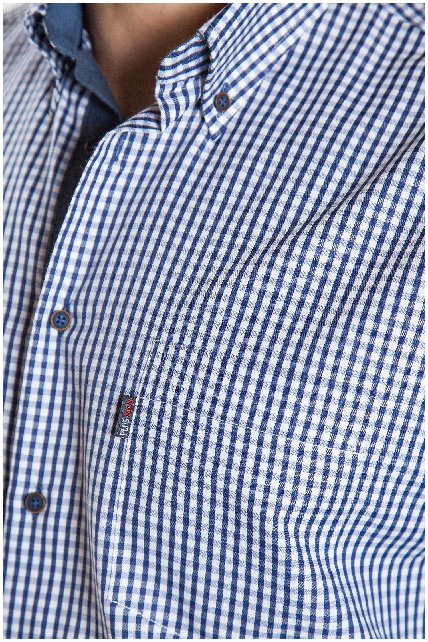Camisas, Sport Manga Larga, 107159, MARINO | Zoom