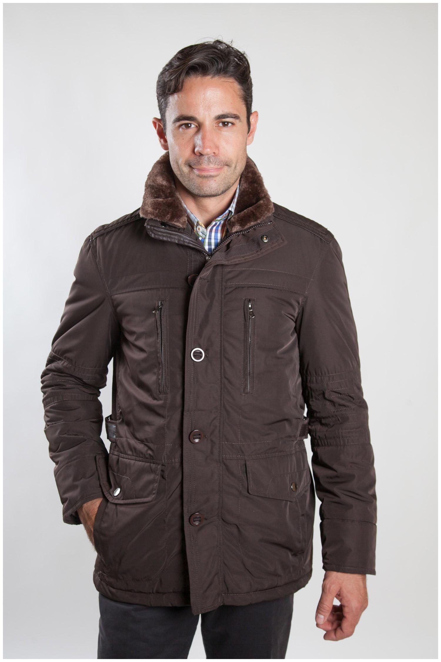Abrigo, Chaquetones y Piel, 107202, OLIVA | Zoom