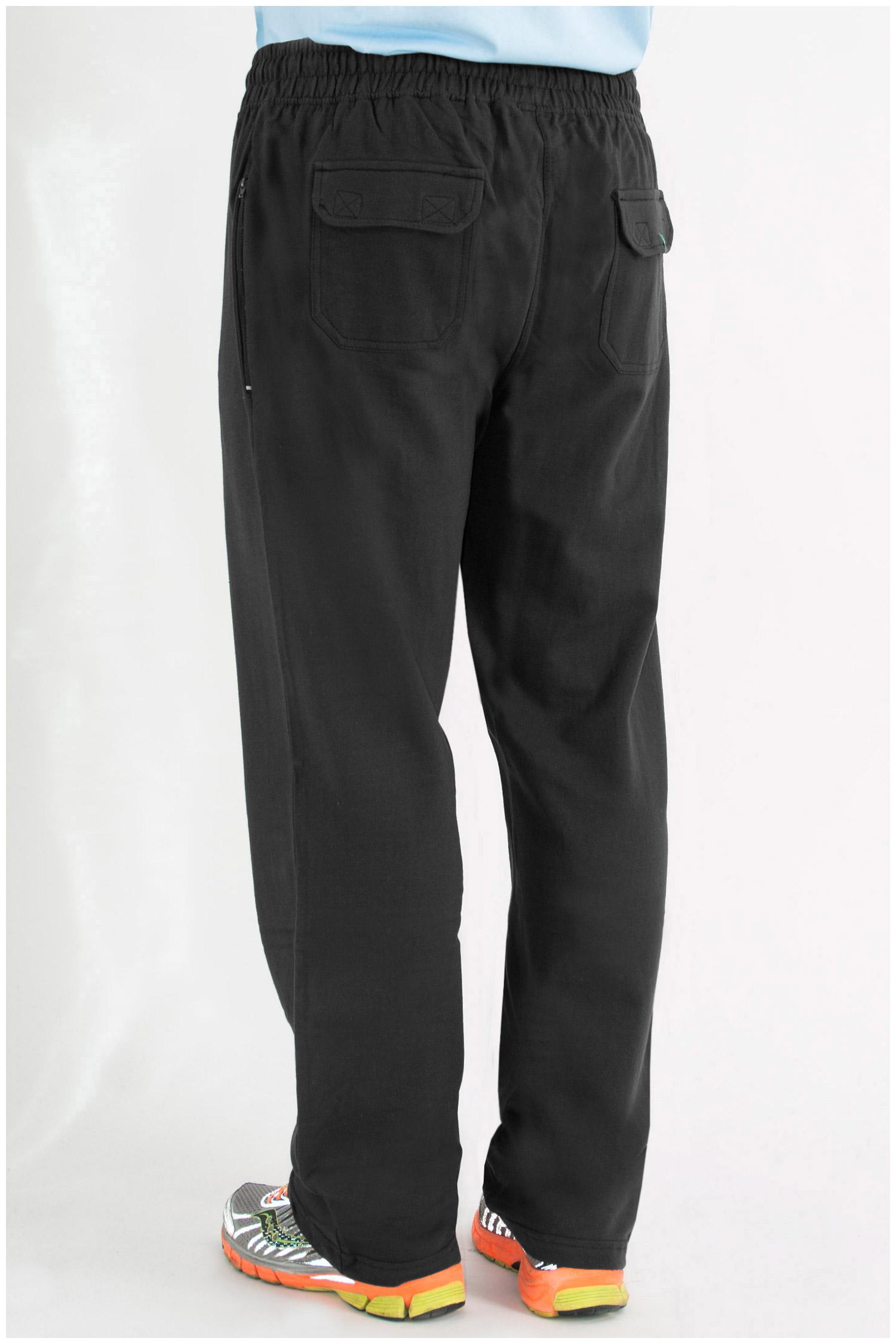 Pantalones, Chandal, 107251, NEGRO   Zoom