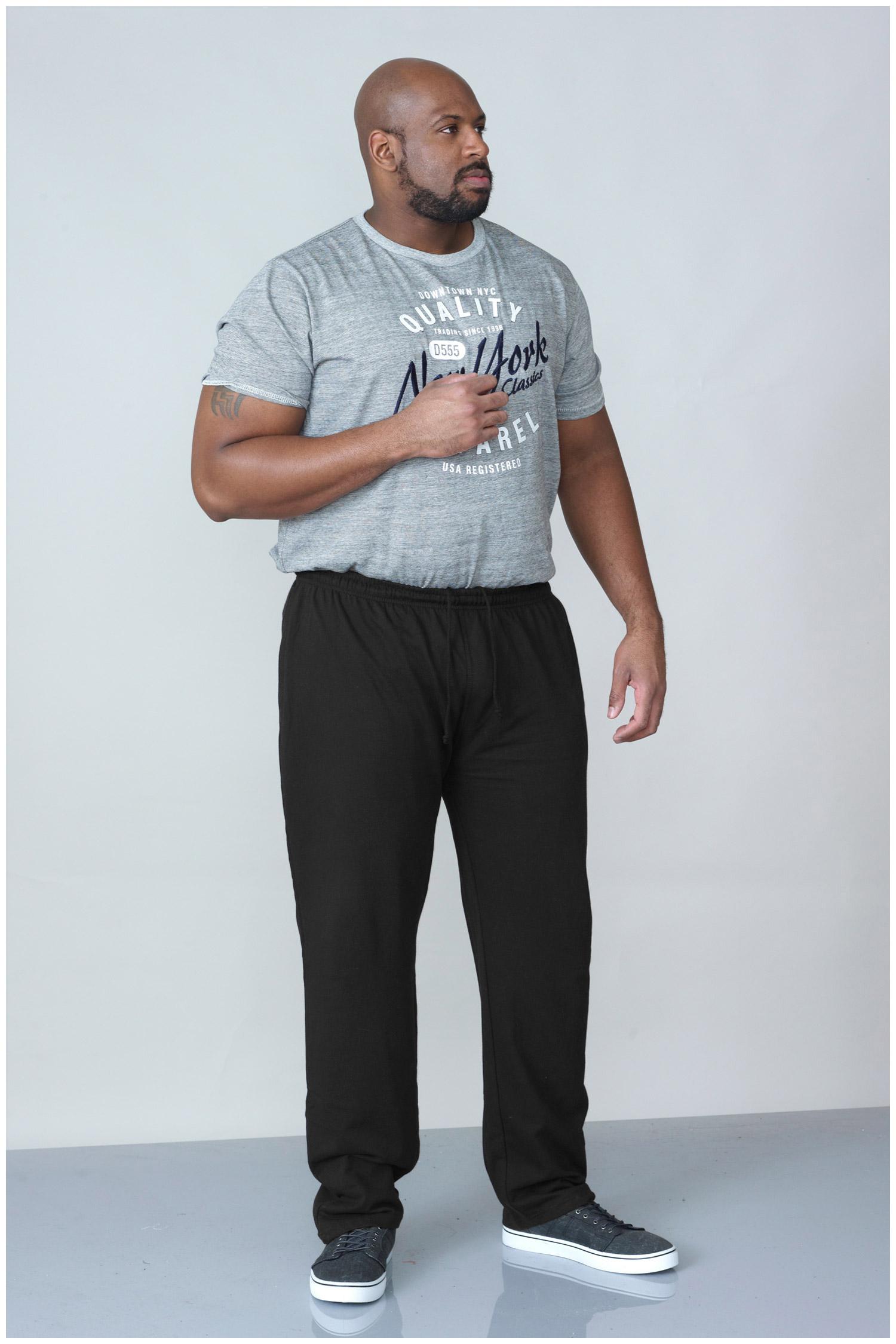 Pantalones, Chandal, 107251, NEGRO | Zoom